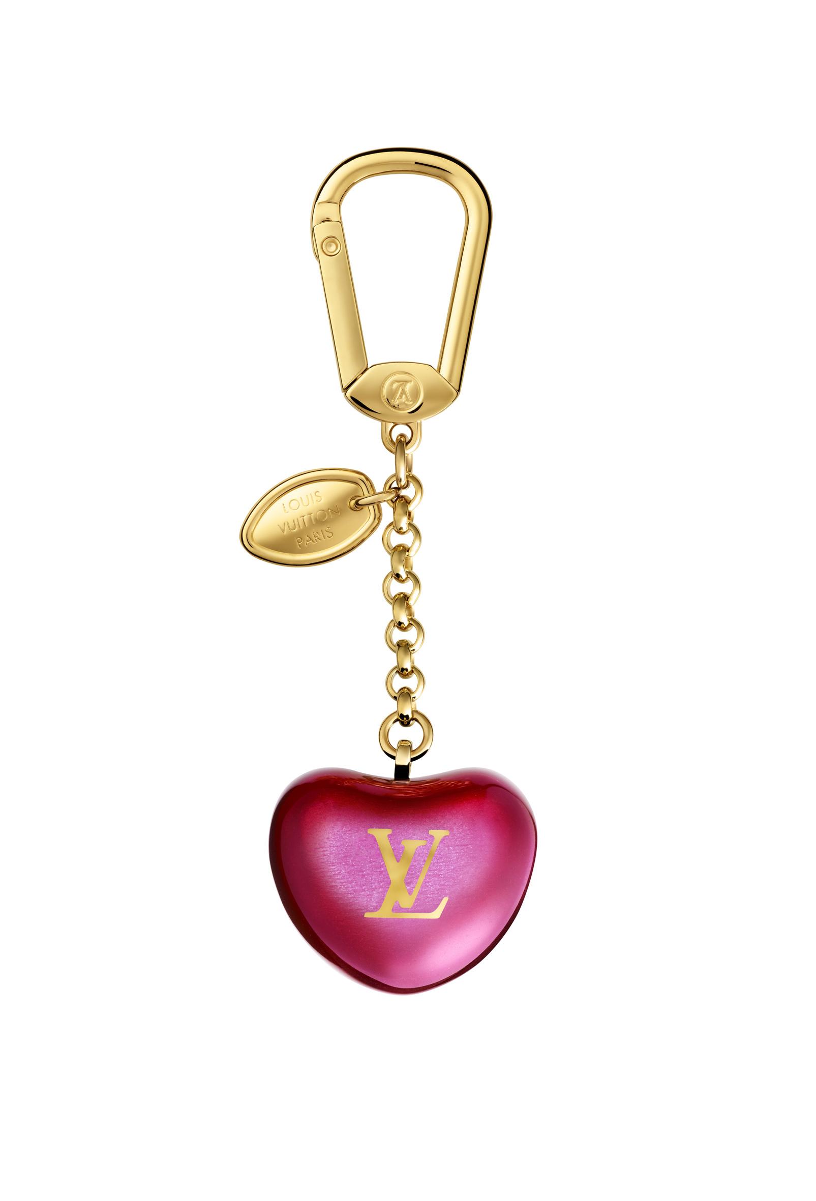 key fob, bag charm - Louis Vuitton - Schlüsselanhänger