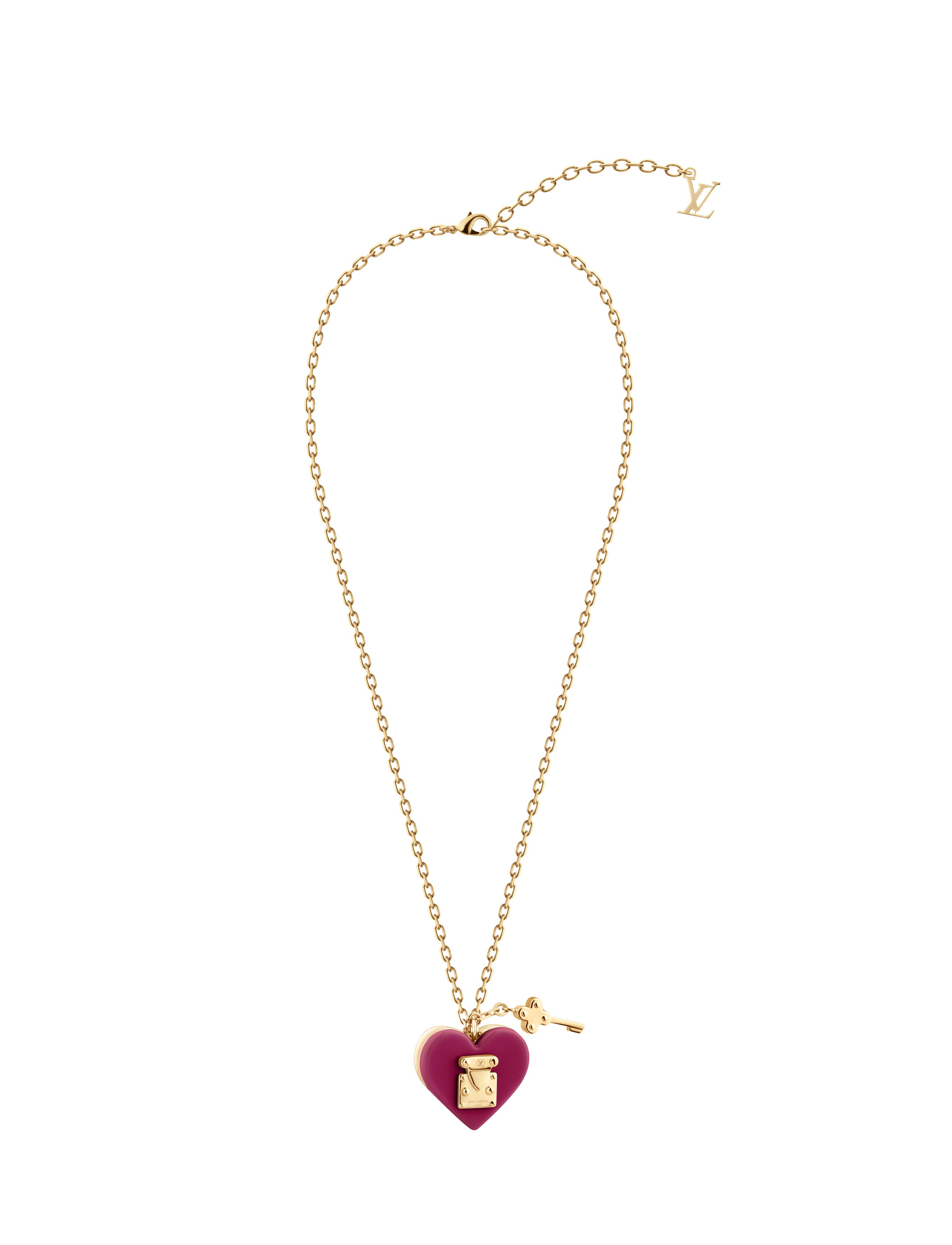 Necklace - LOCK ME - Kette