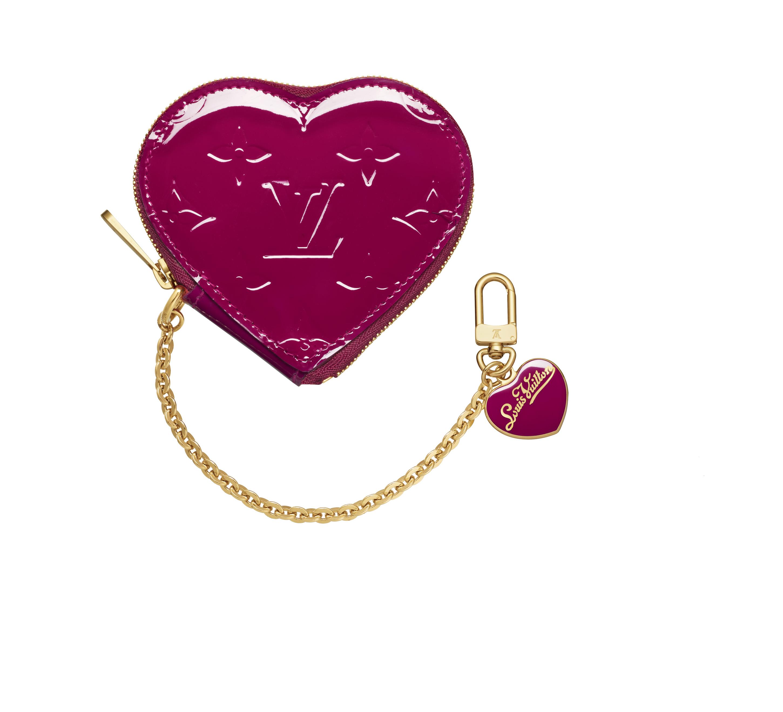 Louis Vuitton Coeur wallet / herzförmige Geldbörse Coeur