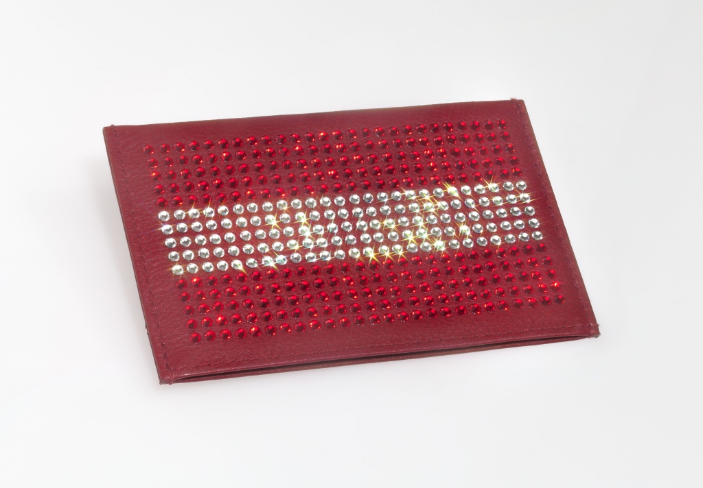Swarovski Opera Ball card holder - Opernball Kartenhalter