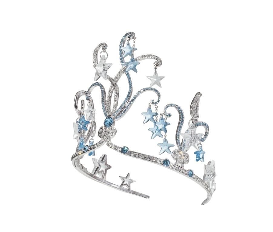 Swarovski Sissi's Dreams Tiara for Opera Ball 2013