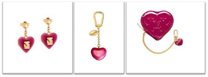 Hearts of all kinds - Louis Vuitton - Herzen aller Art