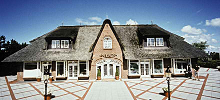 Louis Vuitton Boutique Kampen / Sylt