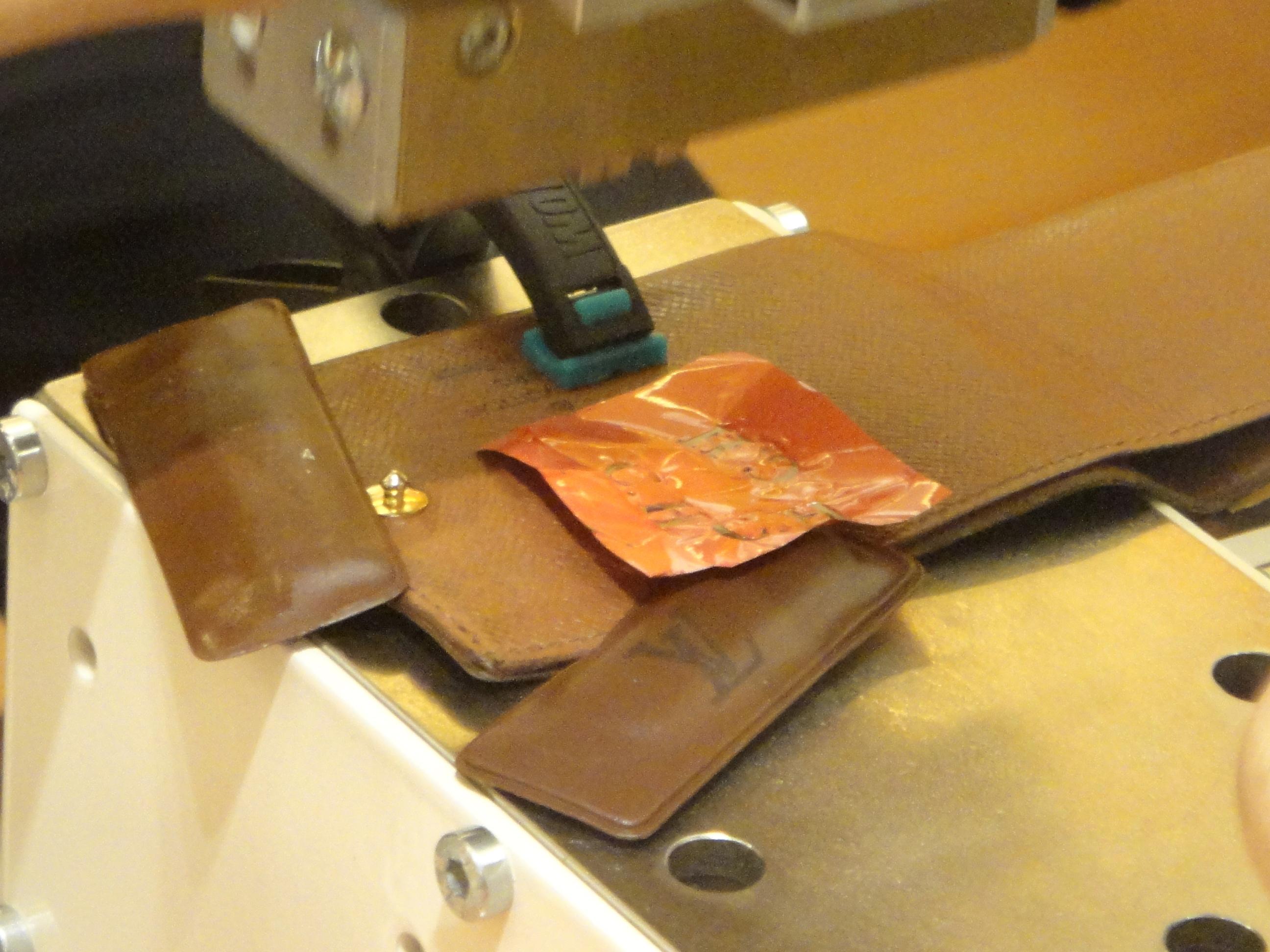 Louis Vuitton Hot Stamping