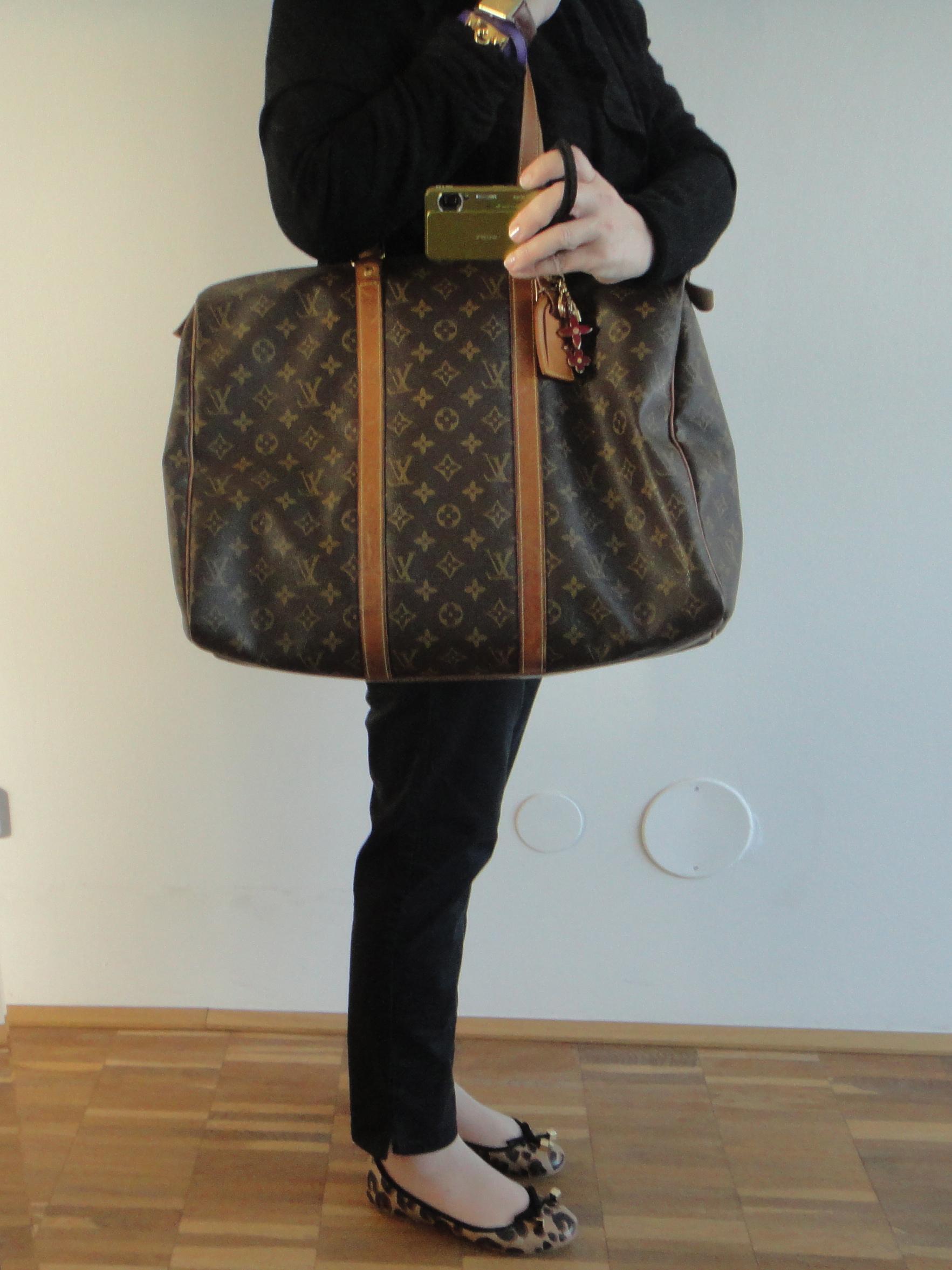 my big little bag / meine große kleine Tasche
