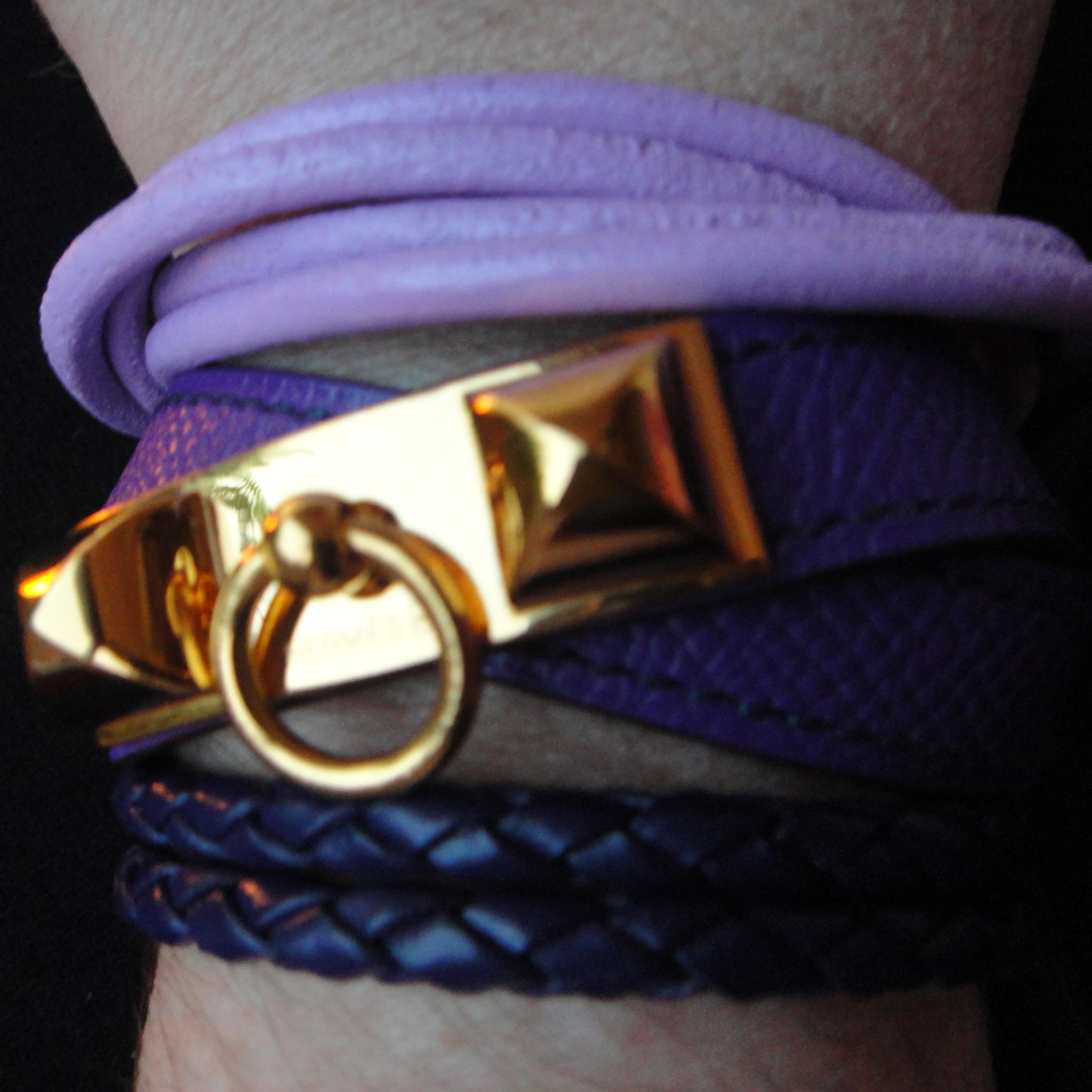 Twilly + New One bracelets / Armbänder