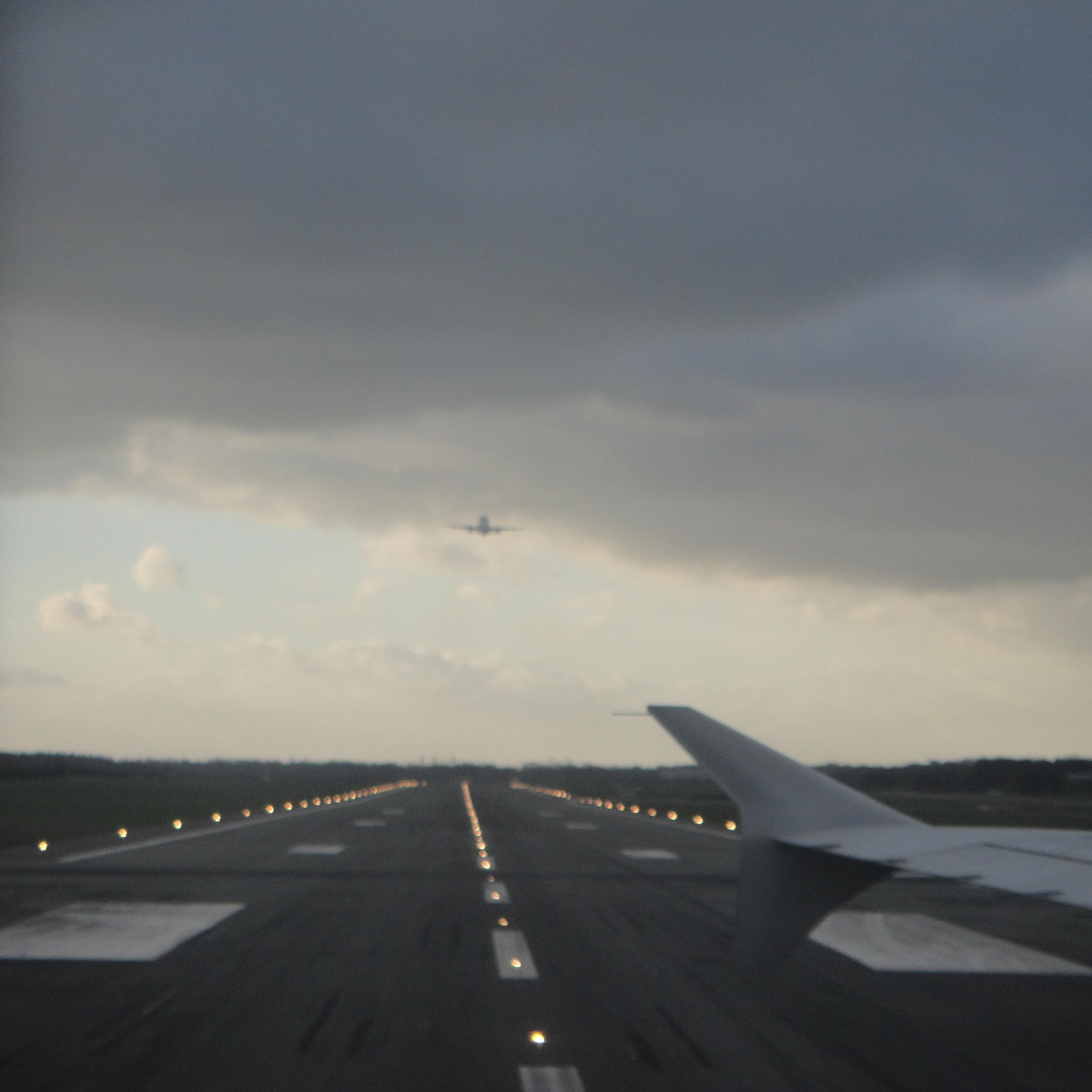 takeoff / Start