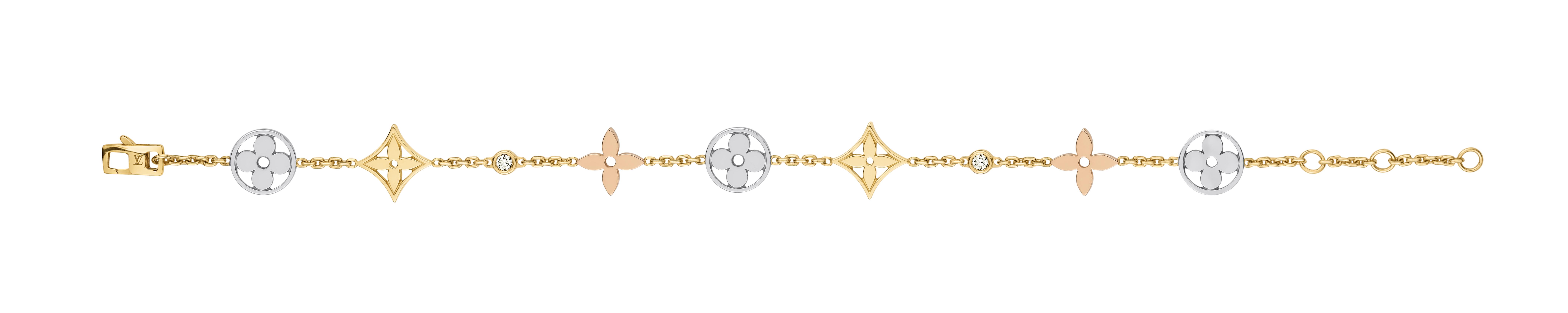 Armband Louis Vuitton Idylle bracelet