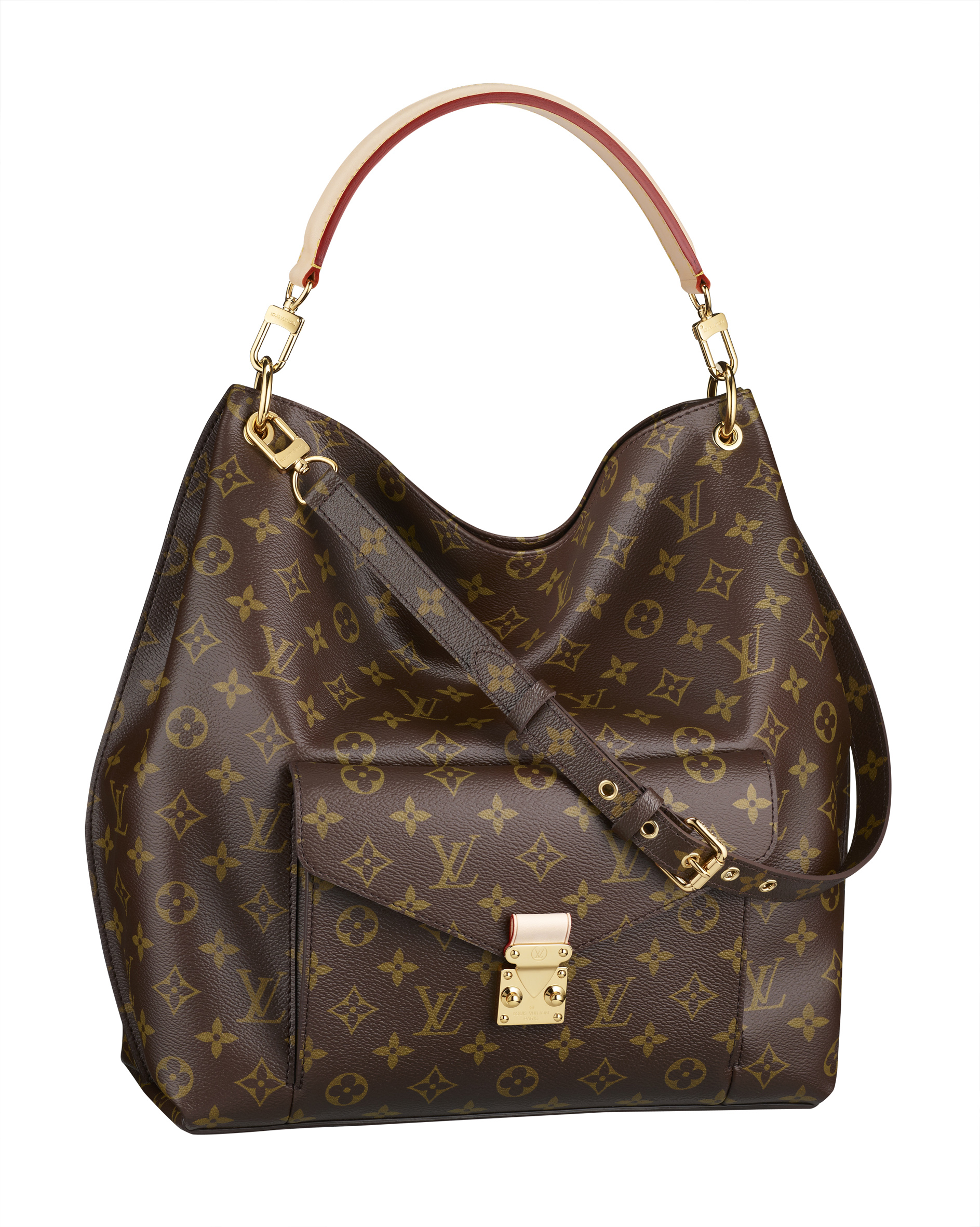 (c) Louis Vuitton - Monogram Metis