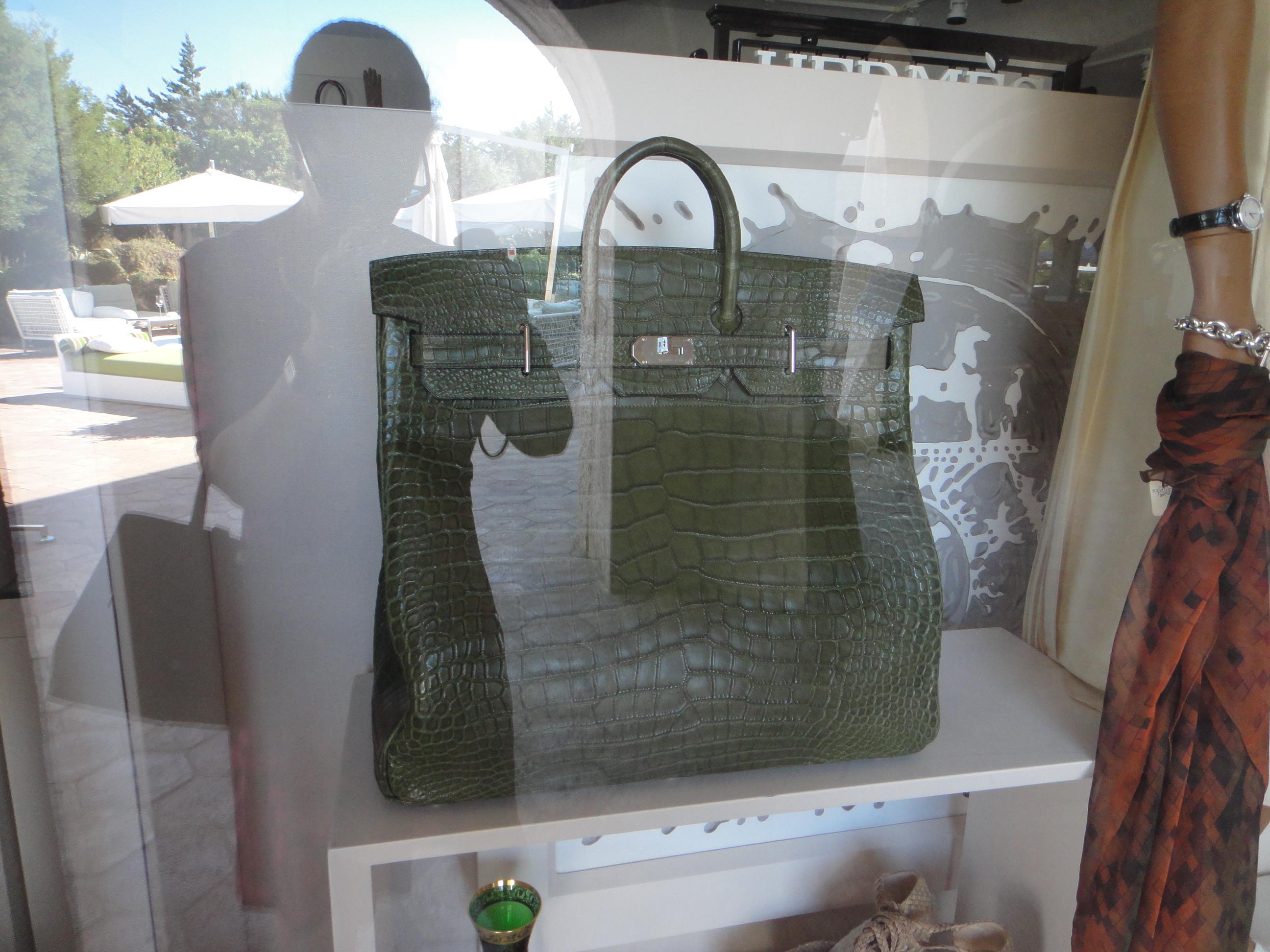 Weekly Photo Challenge Hermès Birkin bag & me