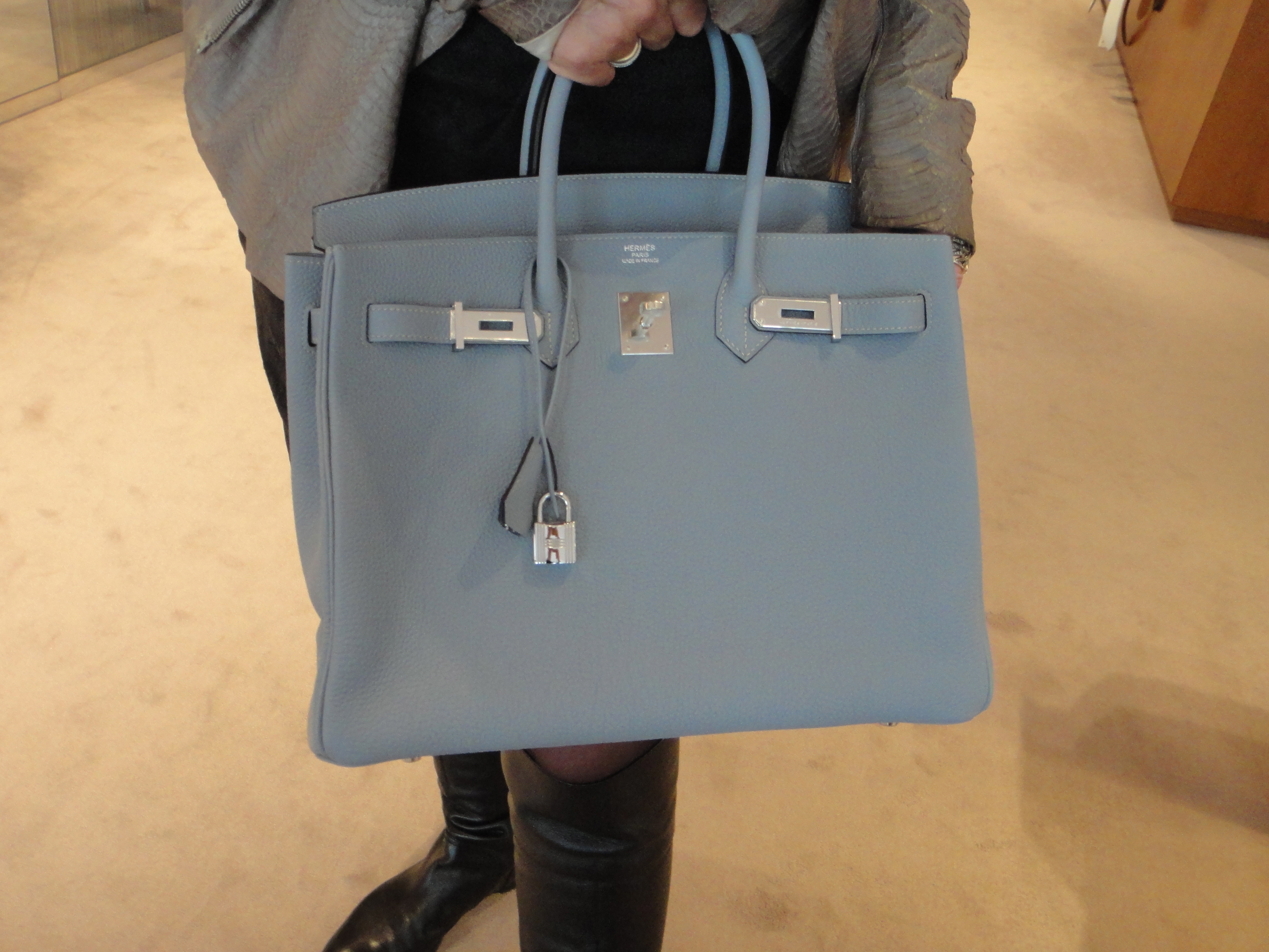 affordable bag - My friend's new Herm��s bag 2 / Die neue Herm��s Tasche meiner ...