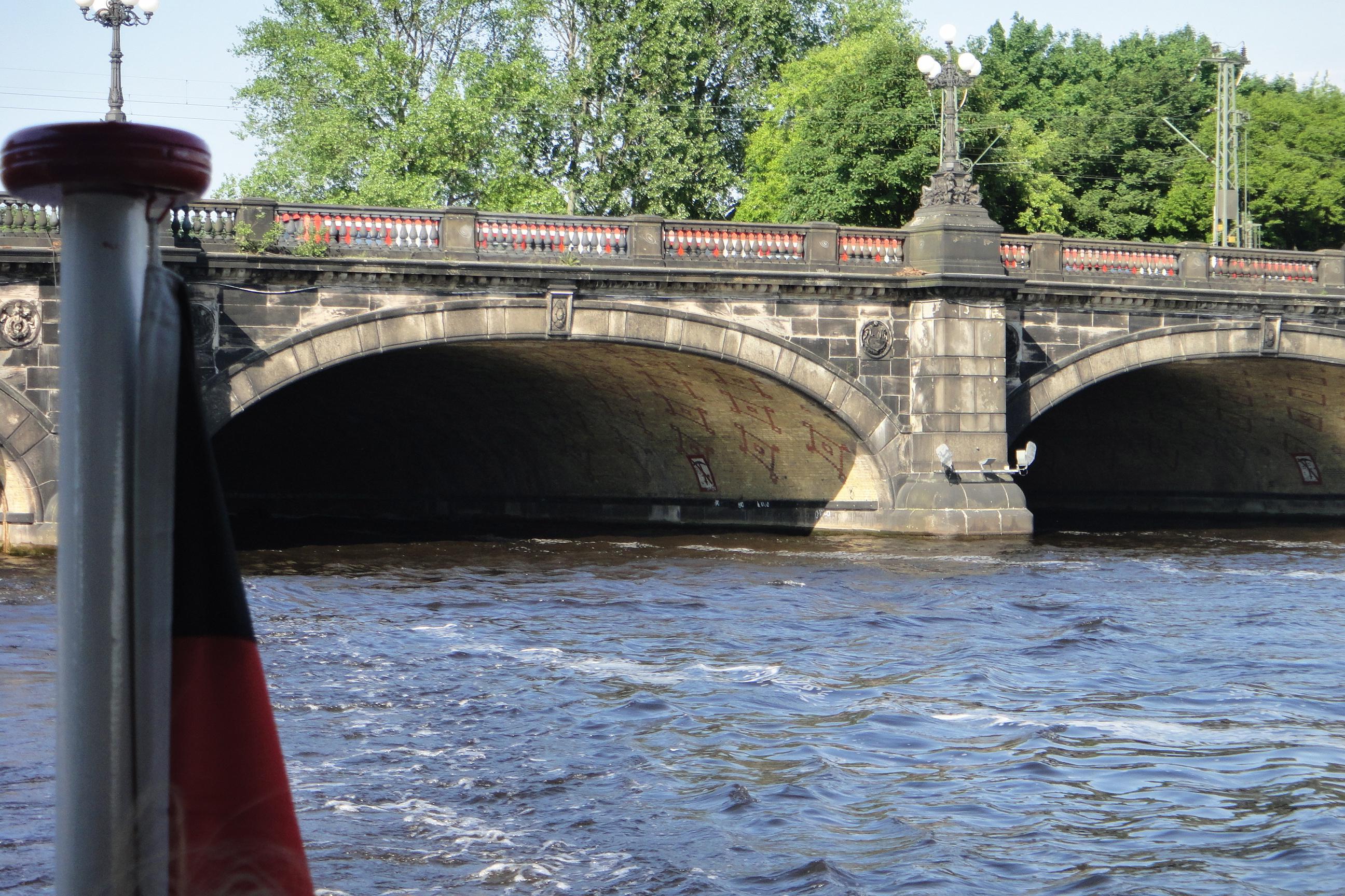Hamburg - Lombardsbridge / Lombardsbrücke