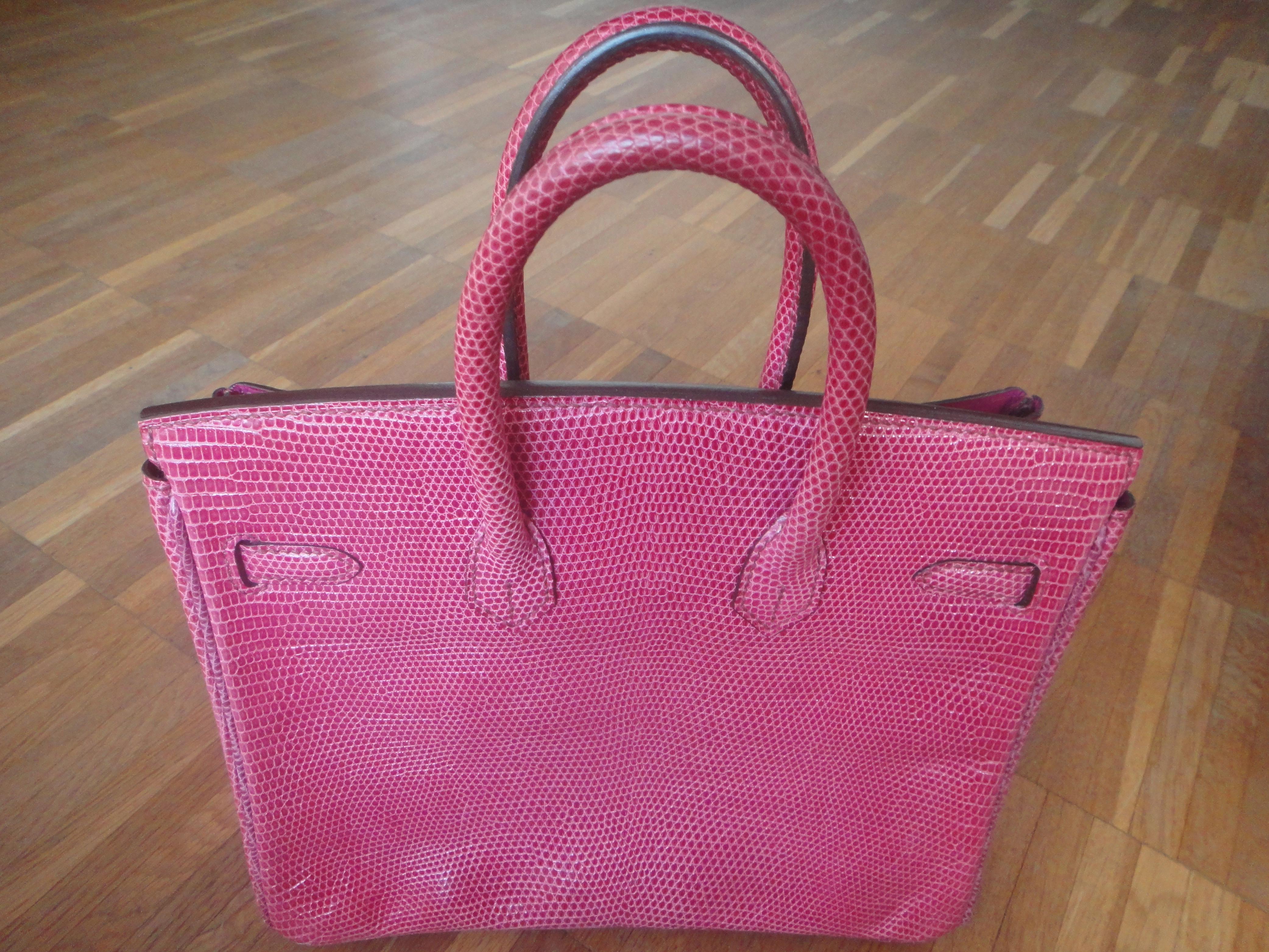 Hermès - Lady B. back side