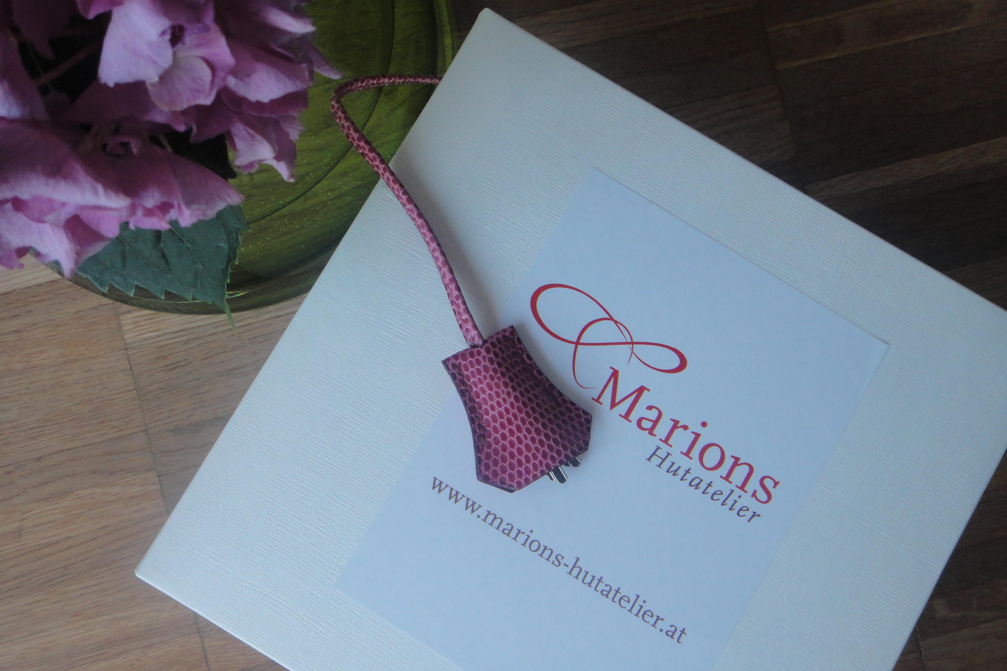 Clochette,  Marions Hutatelier