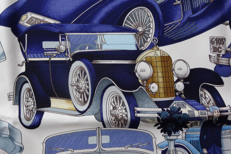 Mercedes Detail Automobile Hermes