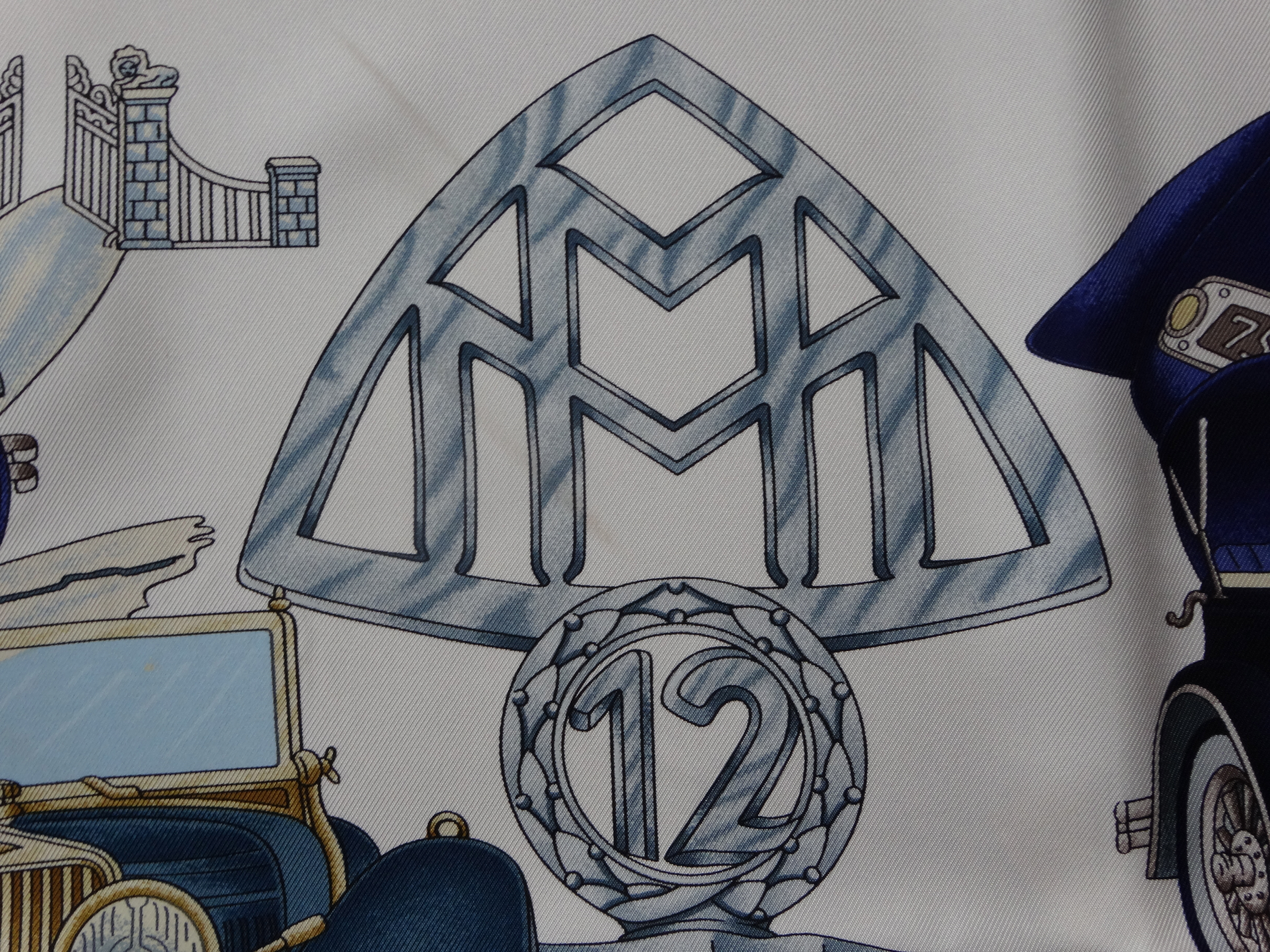 Hermes Automobile Maybach Logo