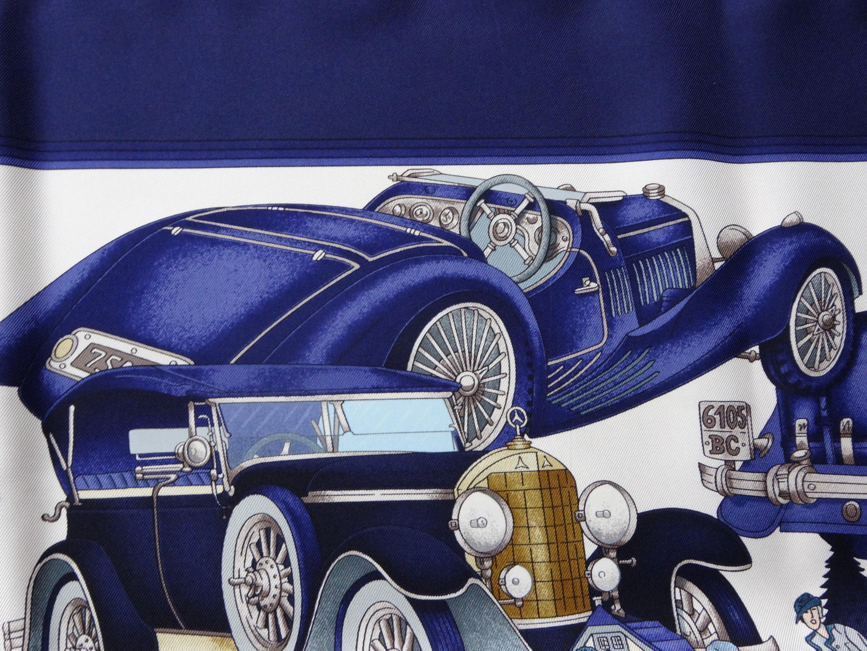 vintage car - Jaguar SS 100 ? Automobile Hermes