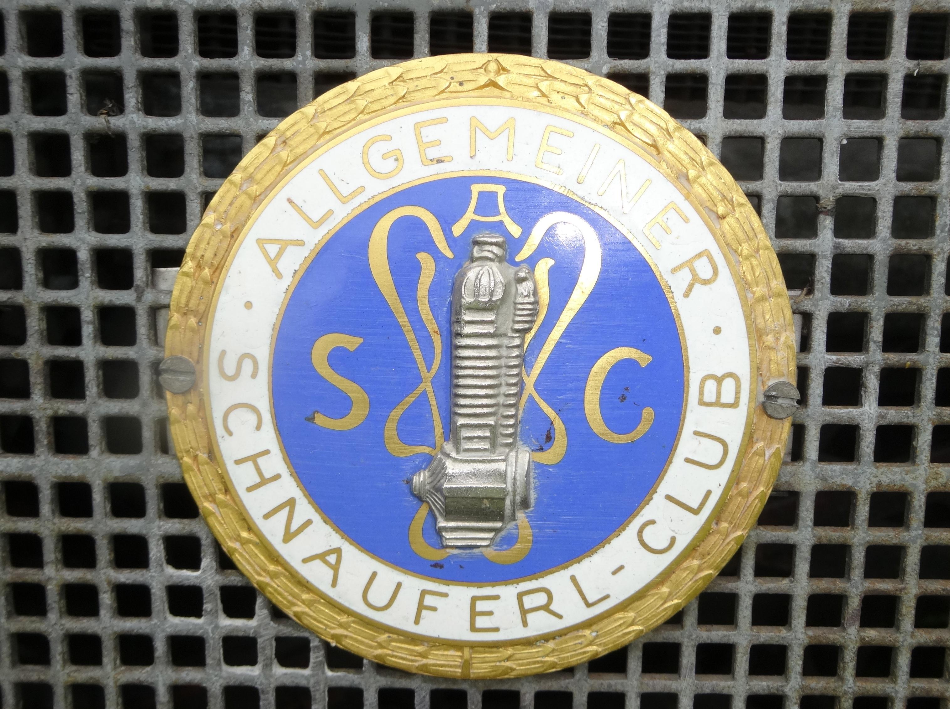 Allgemeiner Schnauferl Club