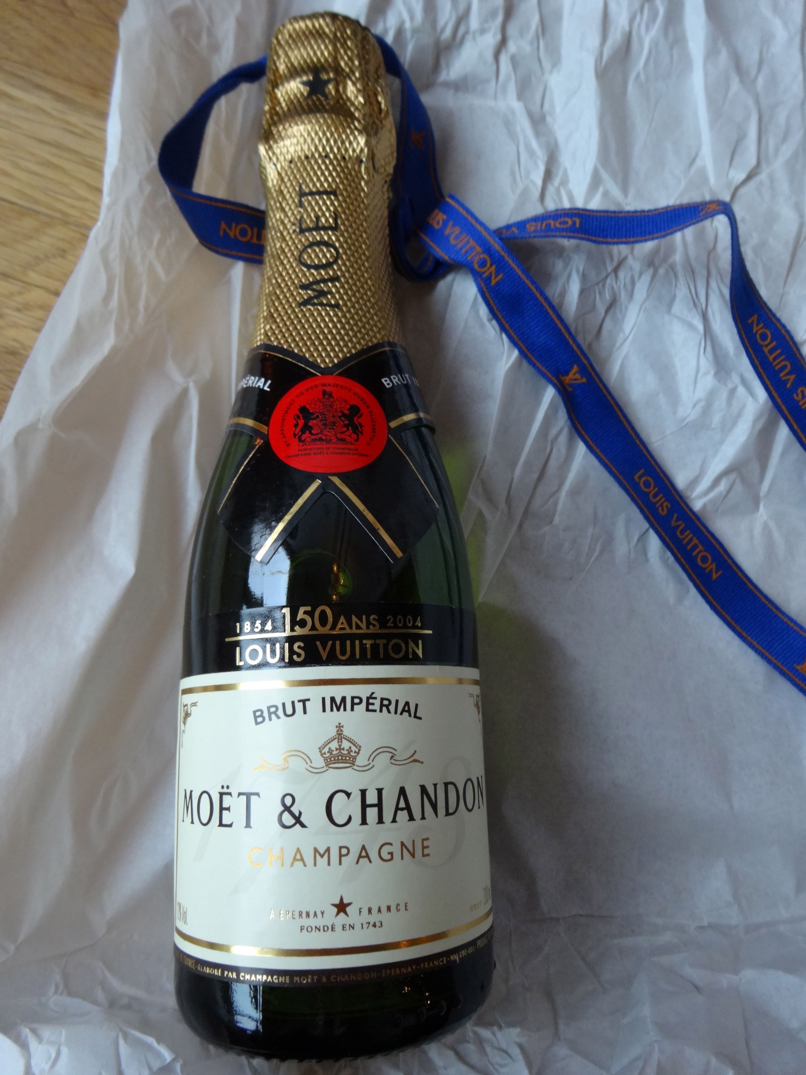 Moet & Chandon 2004 Brut Imperial