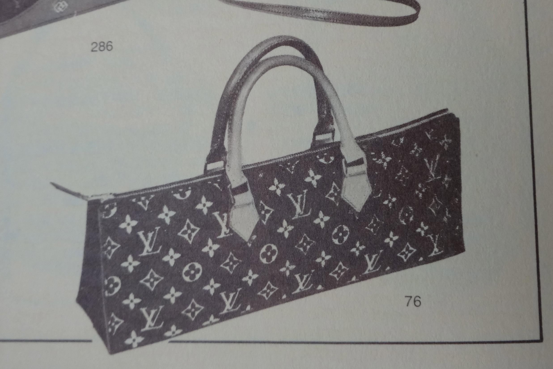 Louis Vuitton Sac Long