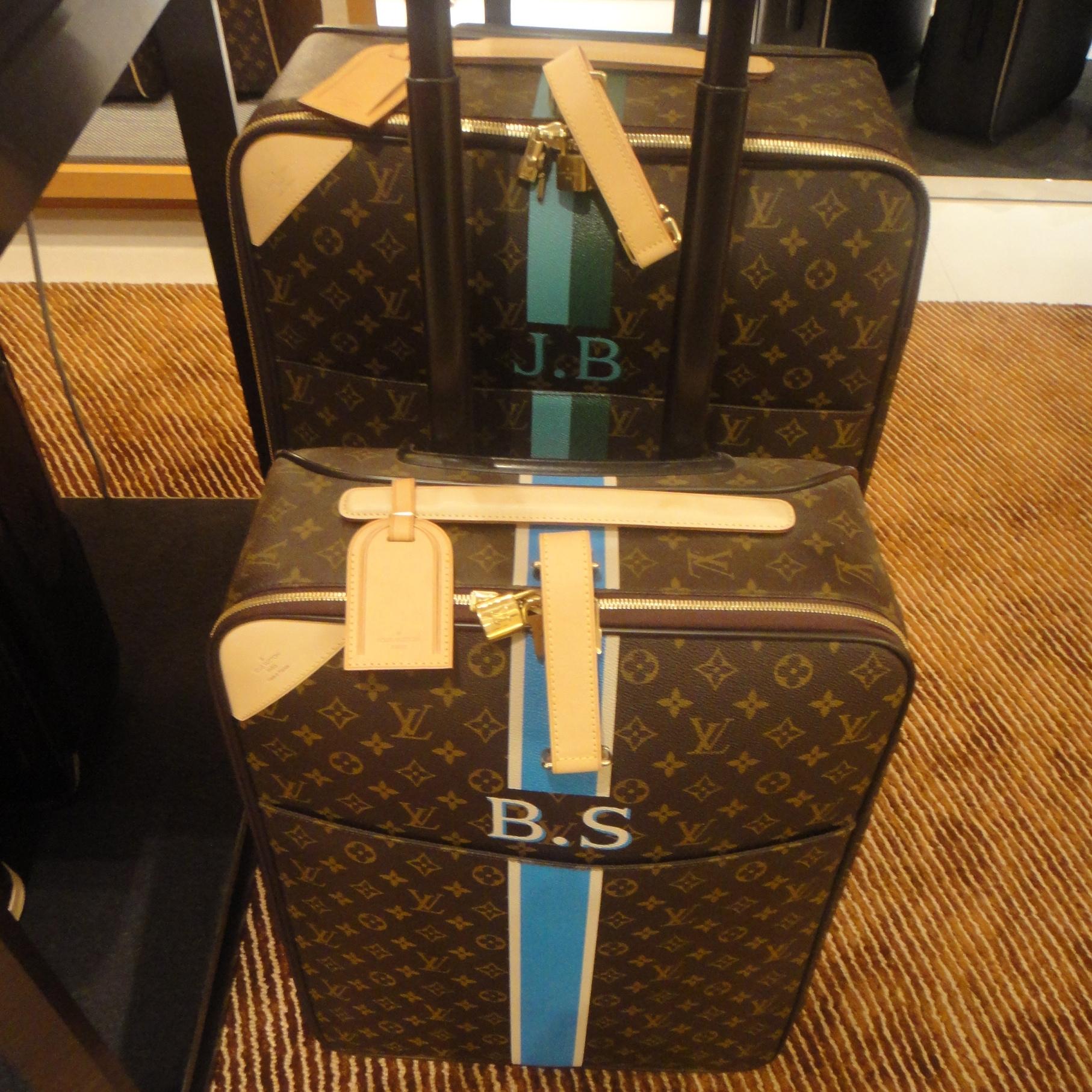 suitcases - Pegase Mon Monogram - Koffer