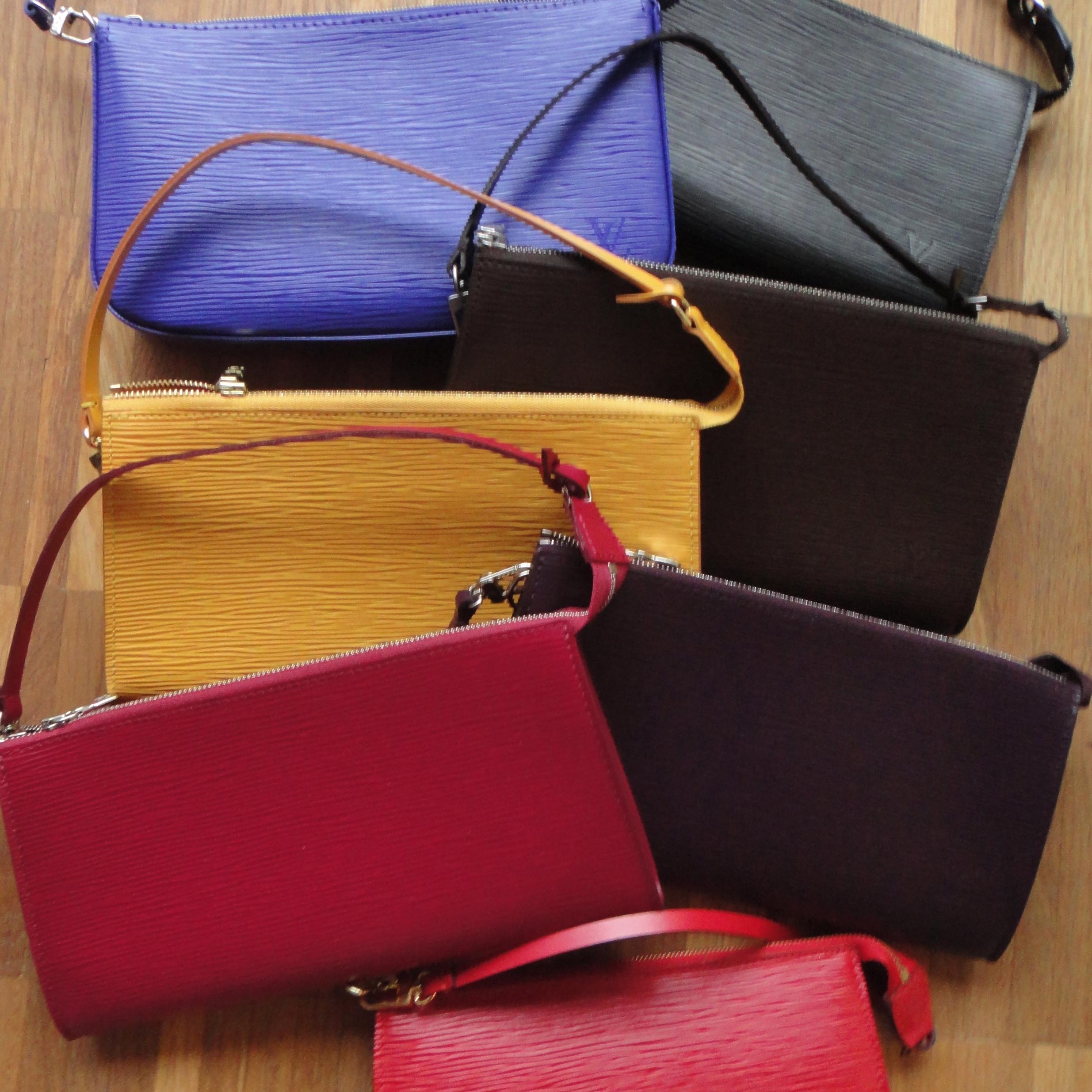 Auswahl / selection Louis Vuitton Pochette Accessoires