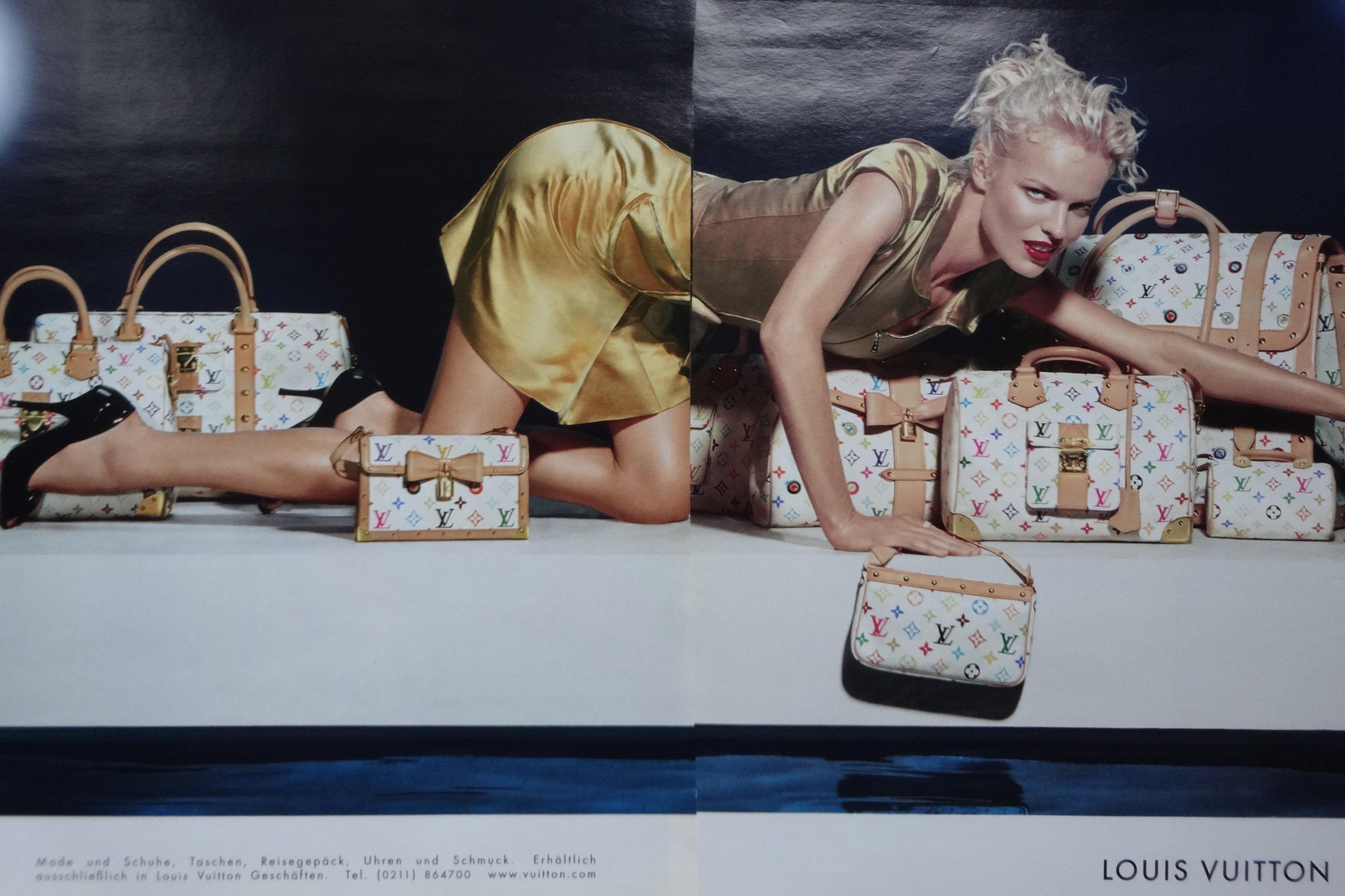 Multicolore ad 2003 (c) Louis Vuitton
