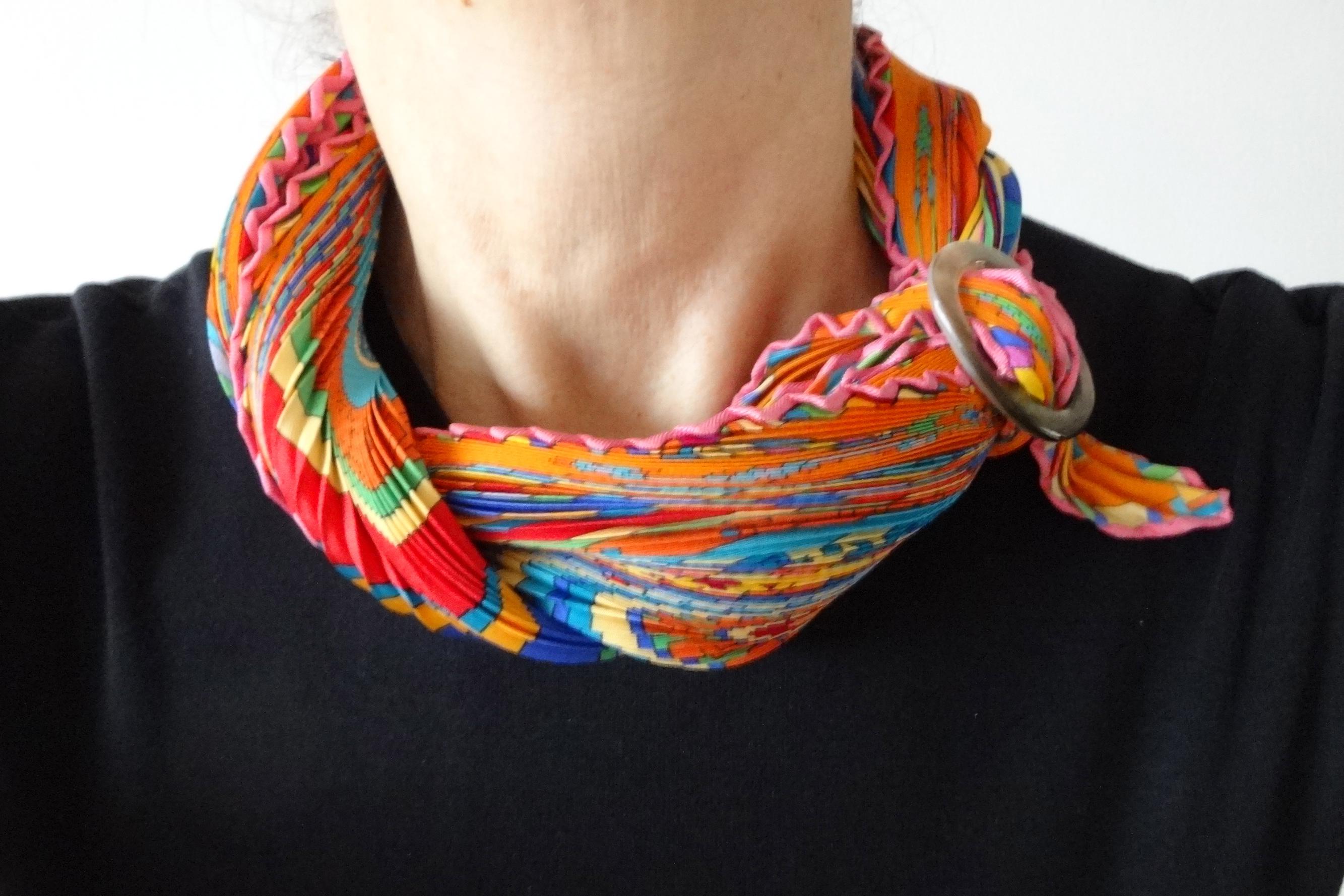 Need a short necklace? Wie wär's mit einem Choker?