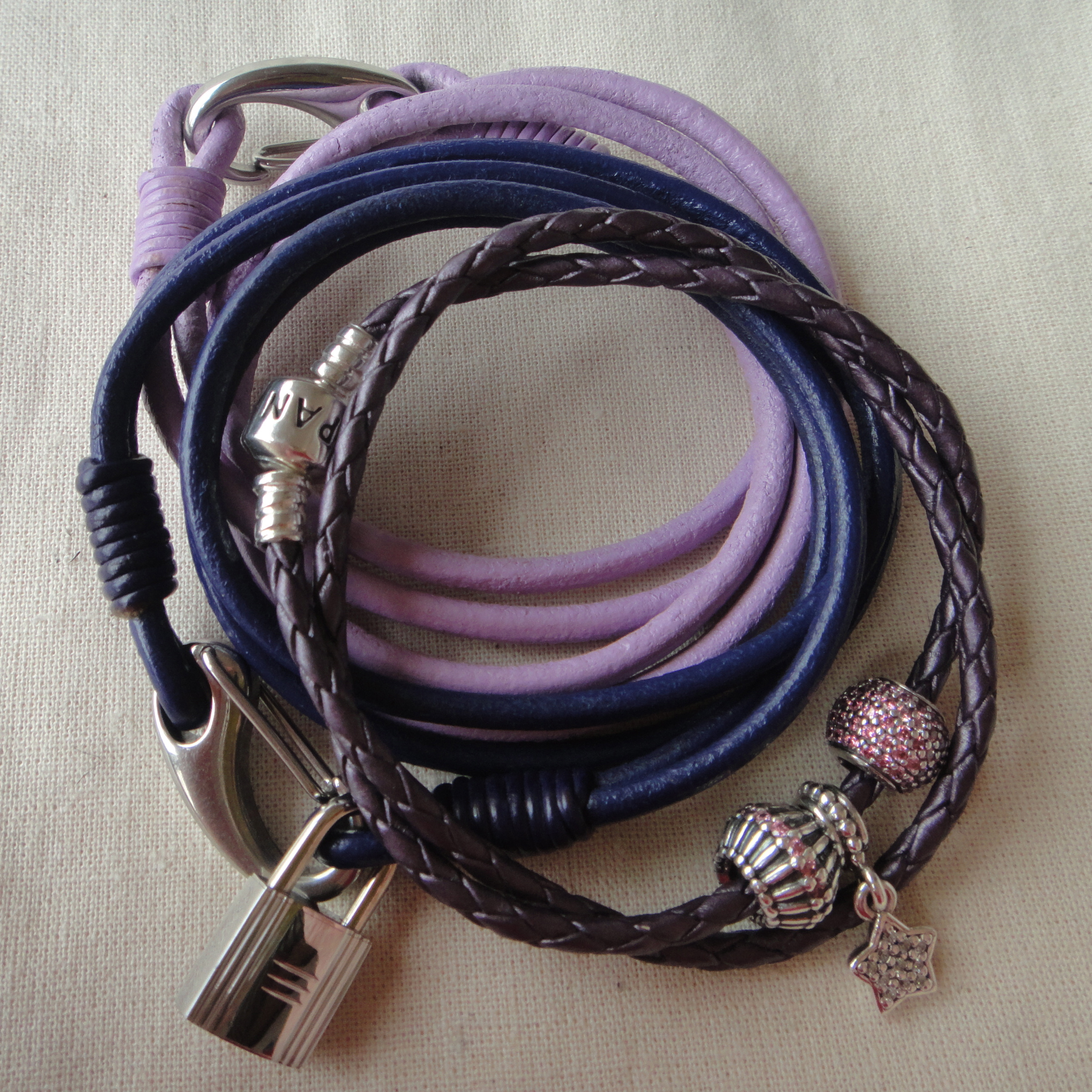 DSC04711 Mixing Bracelets HappyFace313