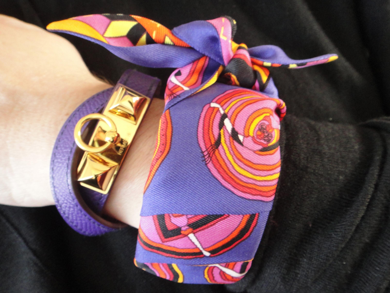 Hermès Belles du Mexiques Twilly, Rivale bracelet
