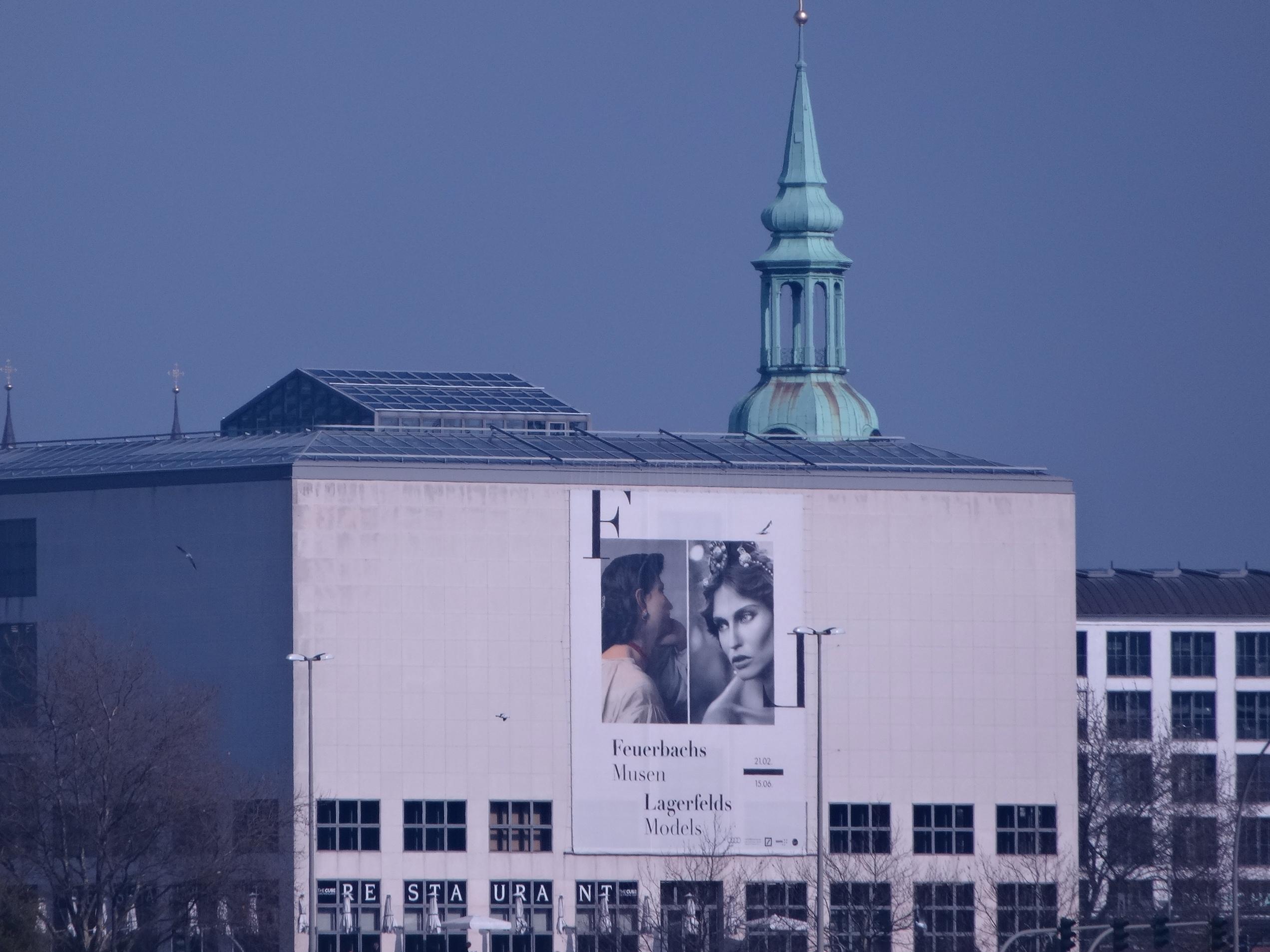 Hamburger Kunsthalle: Feuerbach & Lagerfeld