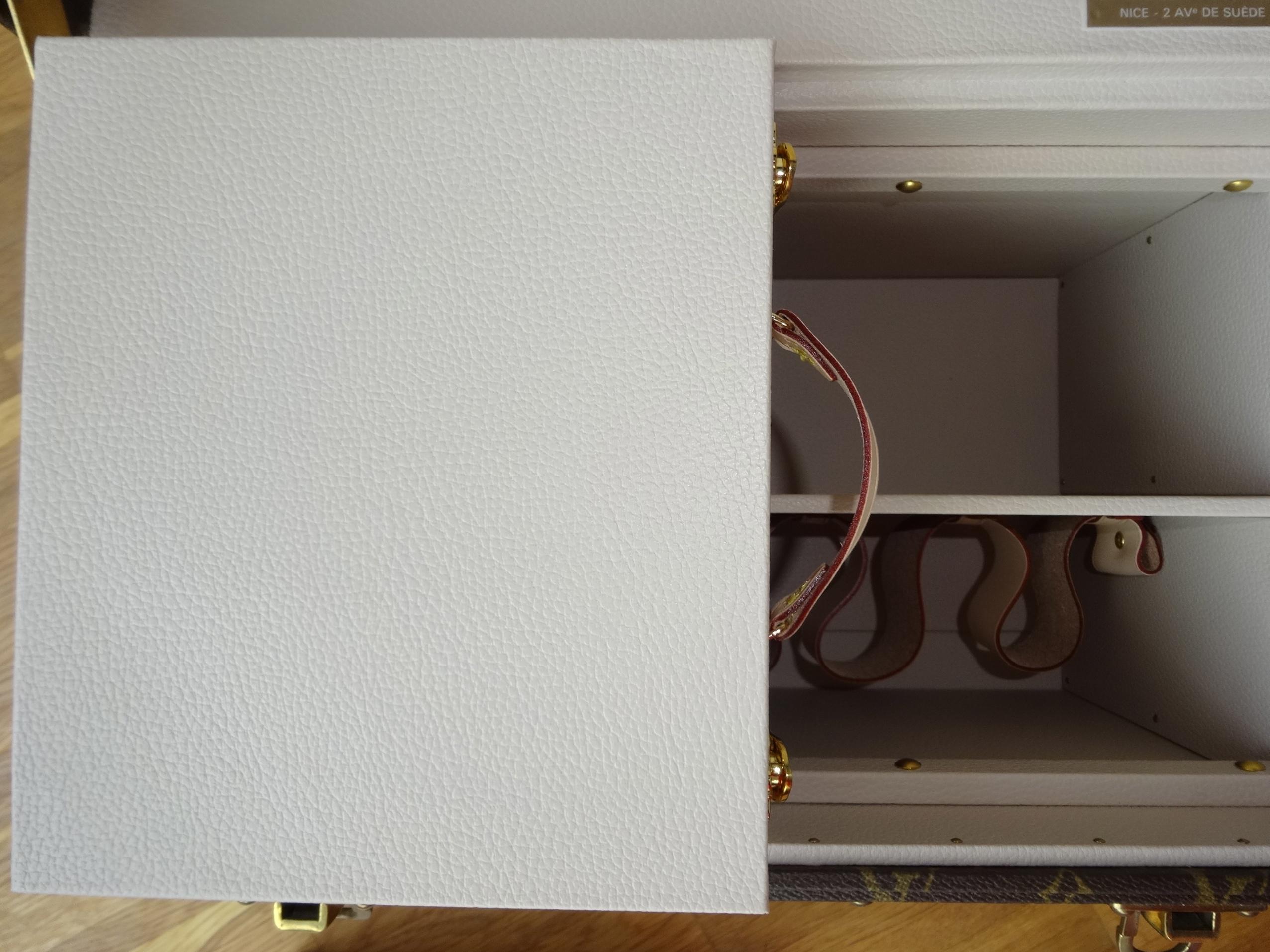 inside - Louis Vuitton Boite Pharmacie - innen