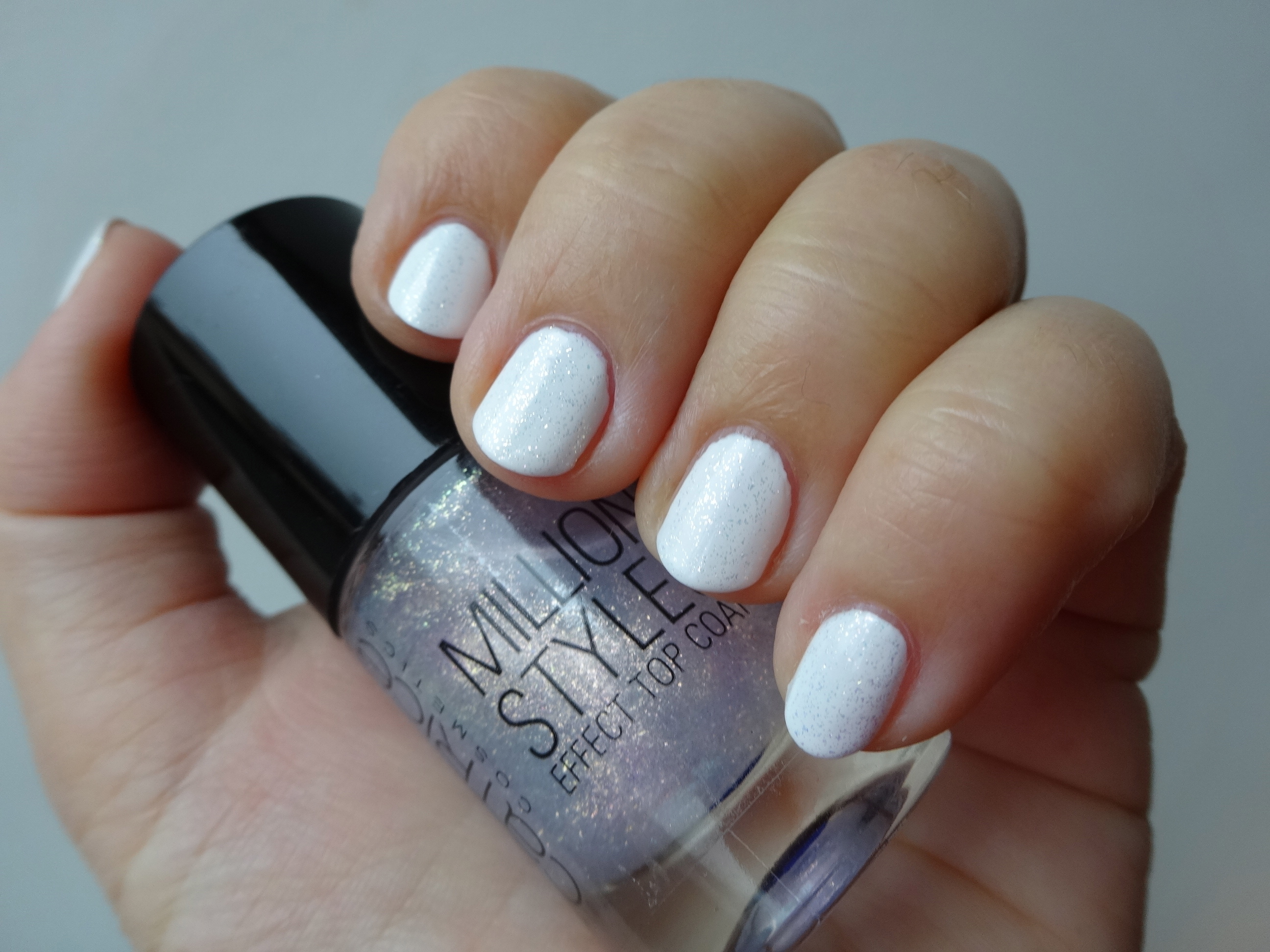 Catrice 02 Holo Que Tal Million Styles Effect Top Coat