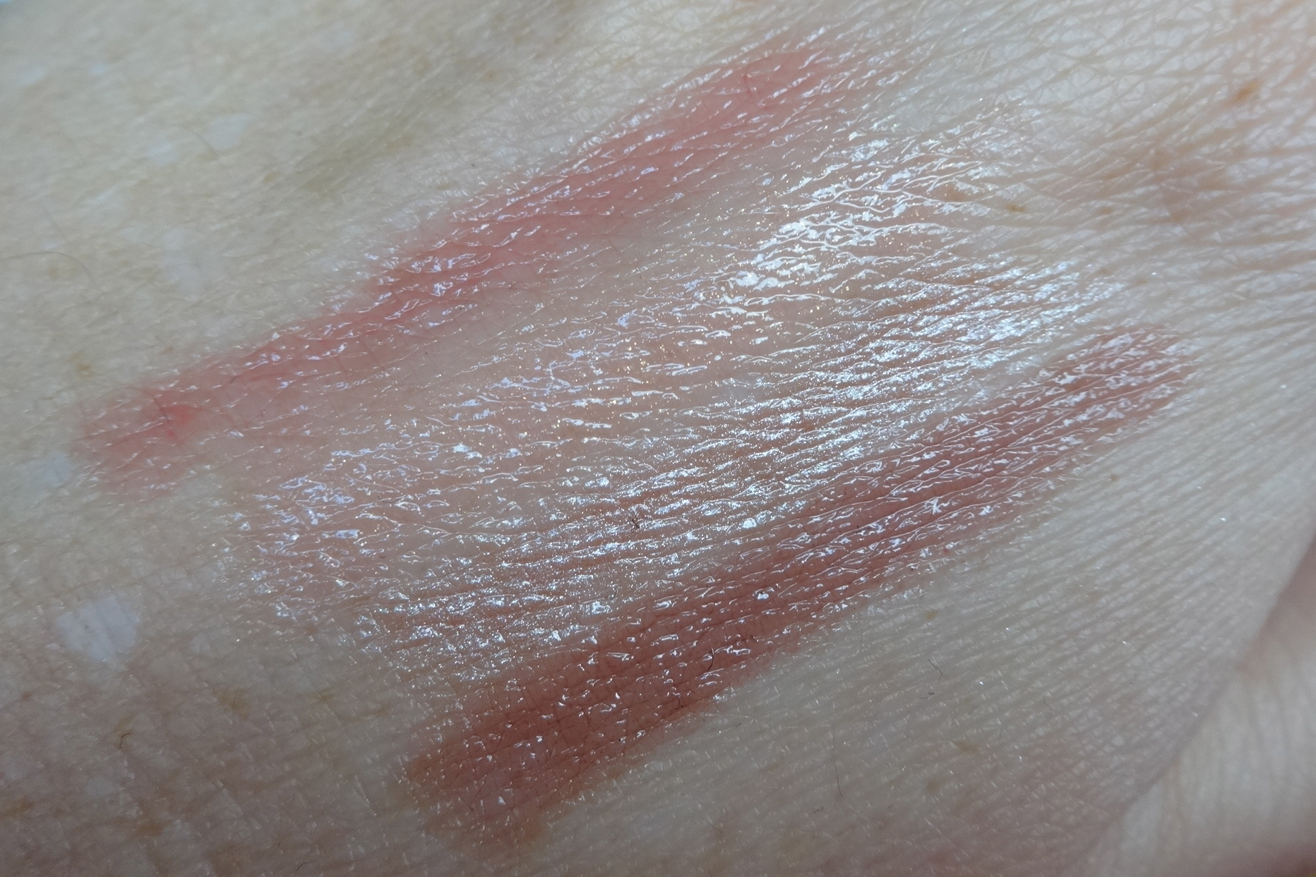 Swatch: Catrice Luminous Lips030, 060, 010 & 020