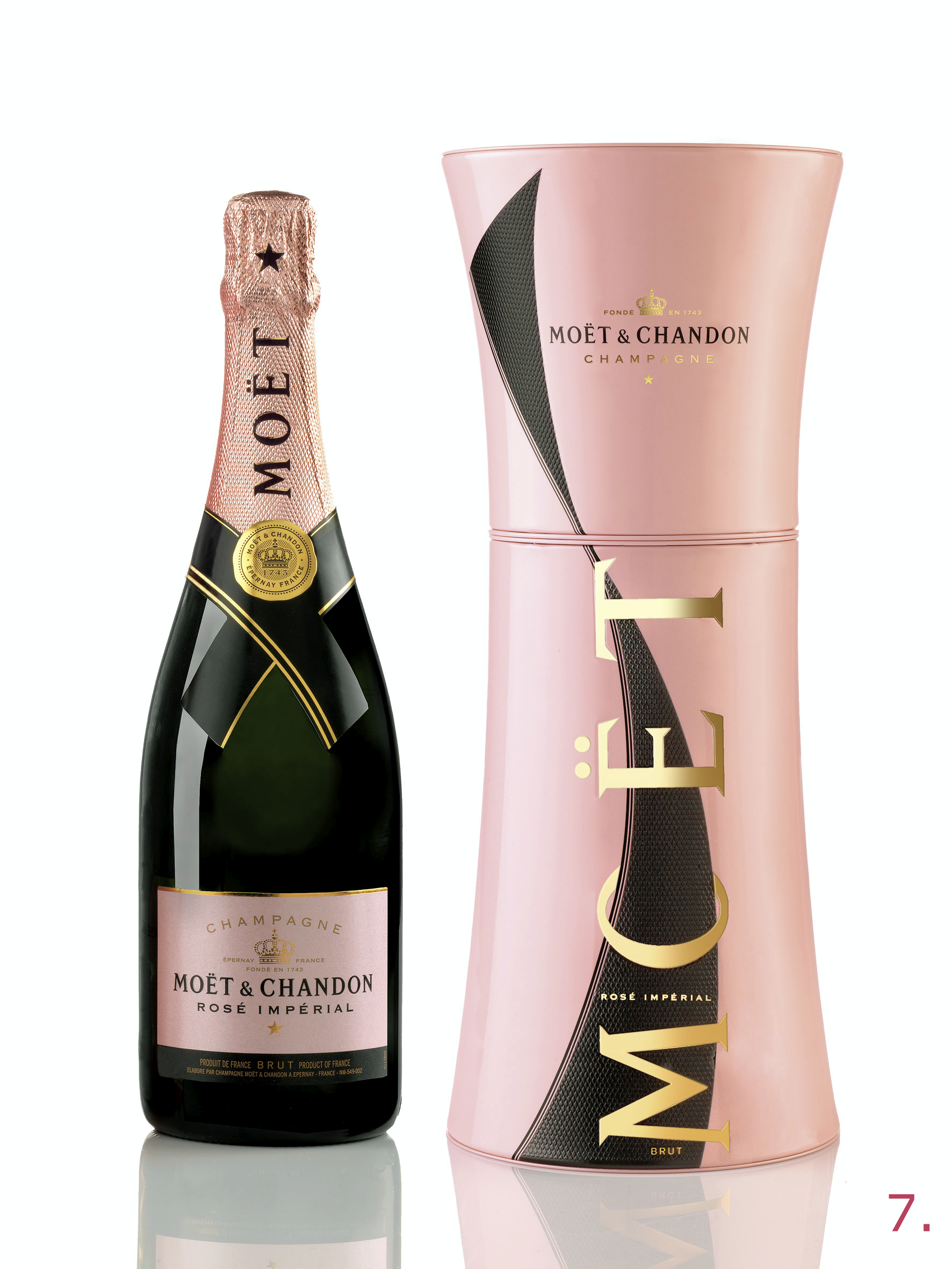 Moet & Chandon, Unfurl the Tie Box, ca. EUr 51