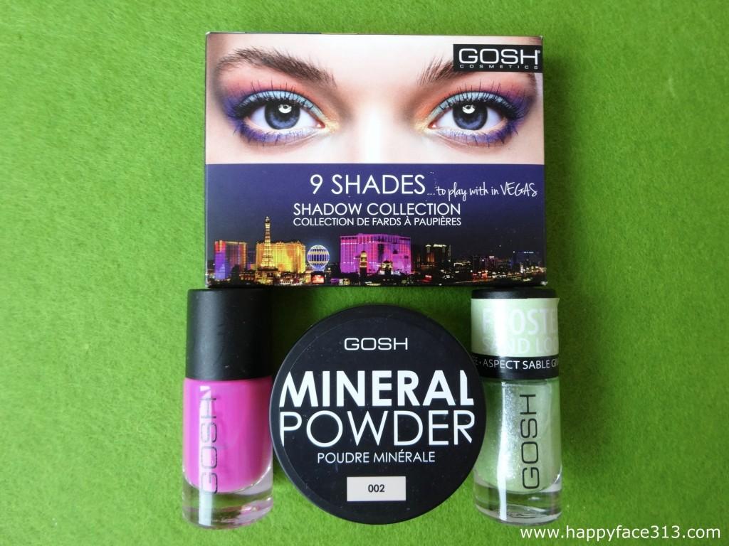 GOSH Cosmetics Easter Beauty Kit Giveaway