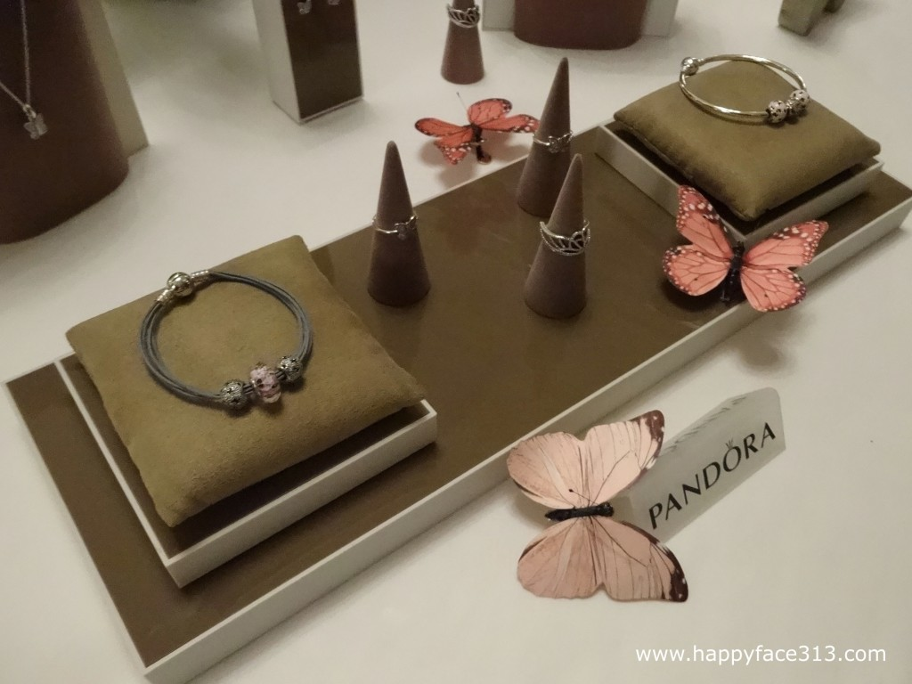 Pandora New Beginning's Butterfly series