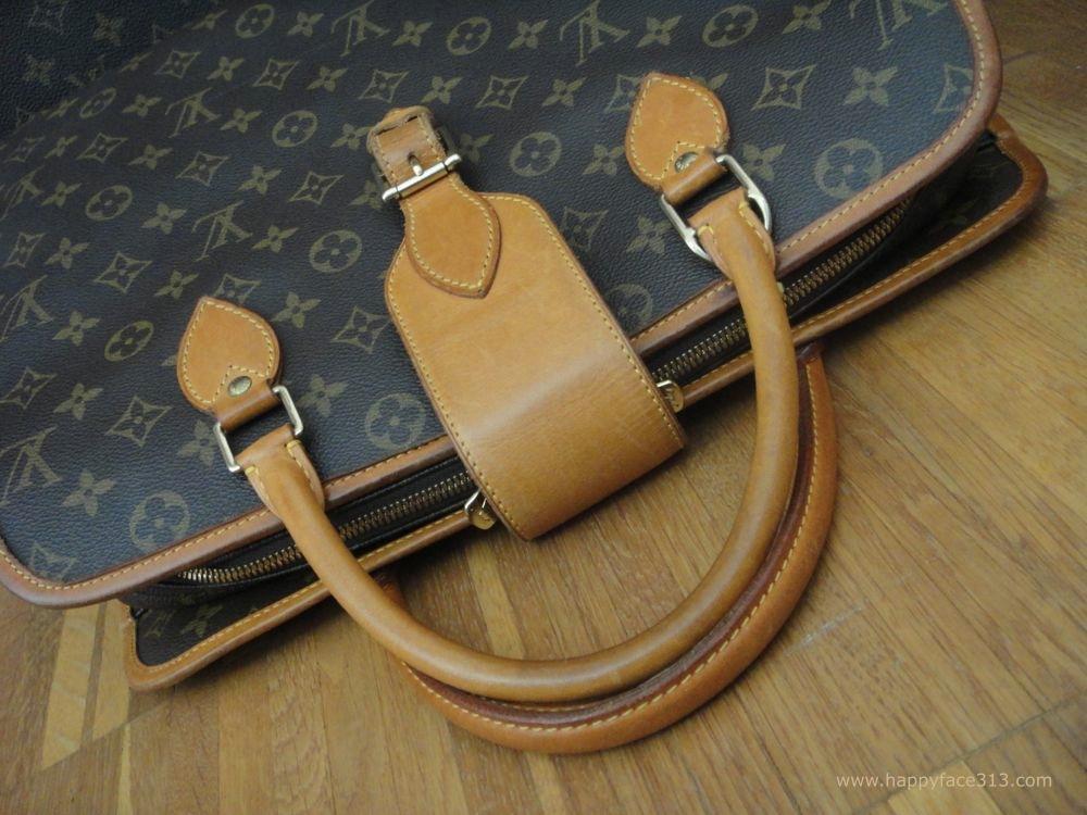 Louis Vuitton Monogram Rivoli Soft Briefcase / Bag