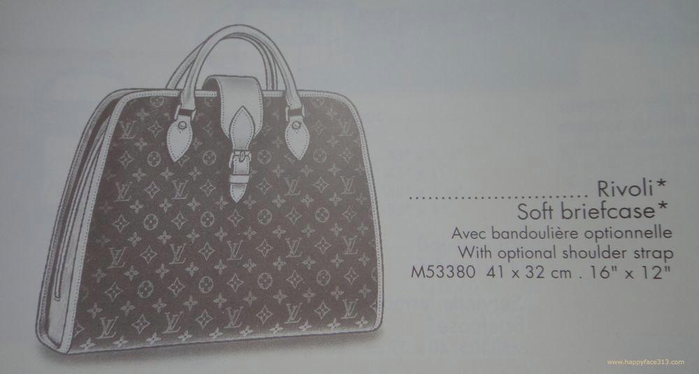 © Louis Vuitton Le Catalogue 1997