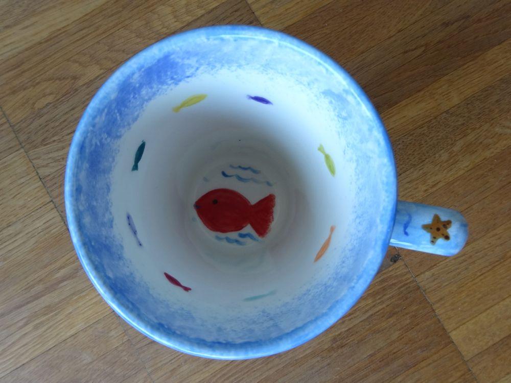 fish in my mug / Fische in meinem Becher