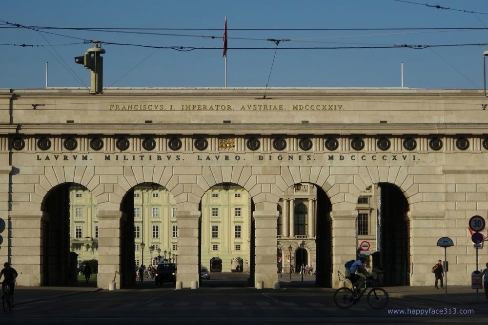 Burgtor Wien / Vienna