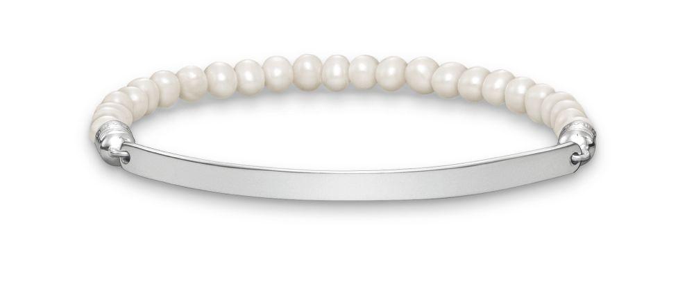 Make memories last thomas sabo love bridge bracelets for Armband fa r beste freundin