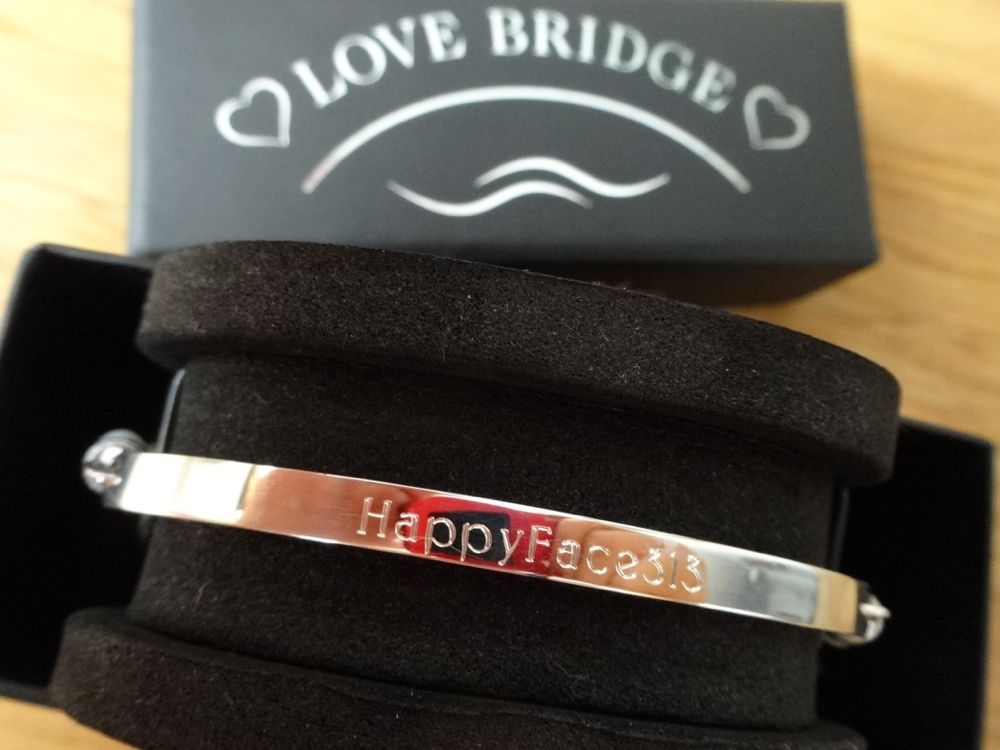 Thomas Sabo Love Bridge Bracelet HappyFace313