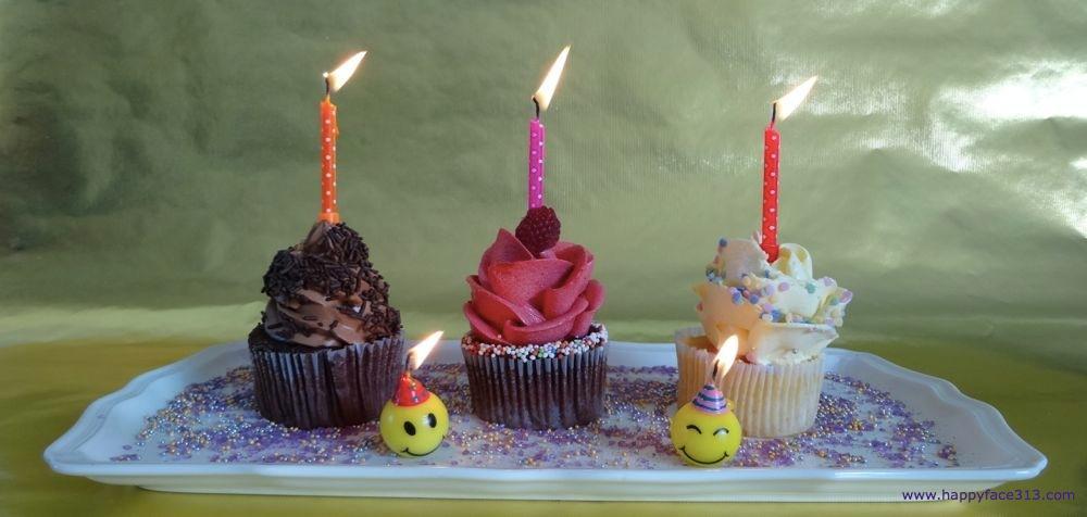 HappyFace313 Blog Geburtstag Birthday 3