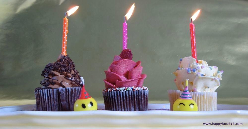 HappyFace313 Blog Geburtstag Birthday 7