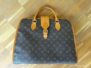 Louis Vuitton Monogram Rivoli Soft Briefcase