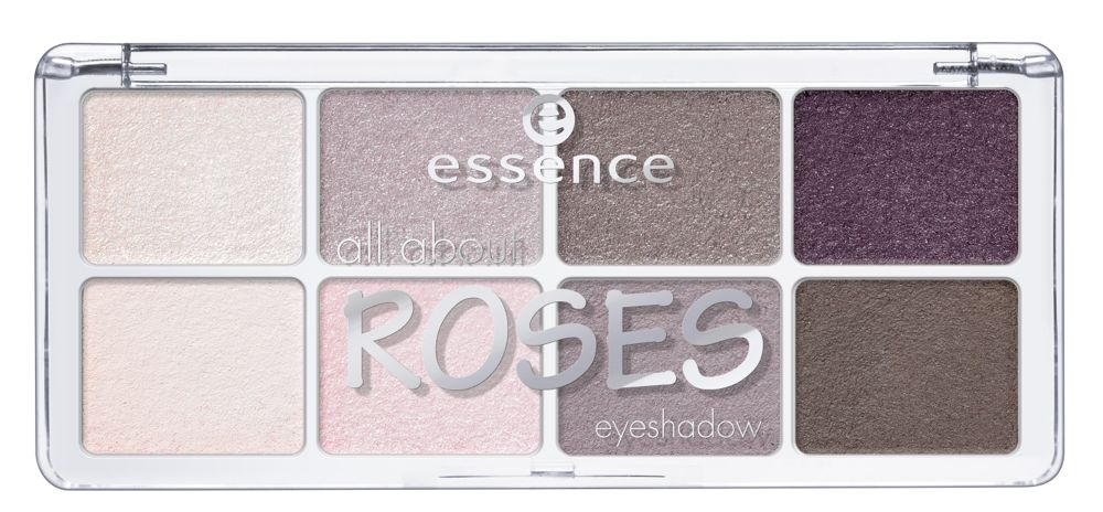essence all about roses 03 eyeshadow pallette © cosnova