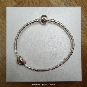 Pandora silver bracelet - Silberarmband - Giveaway