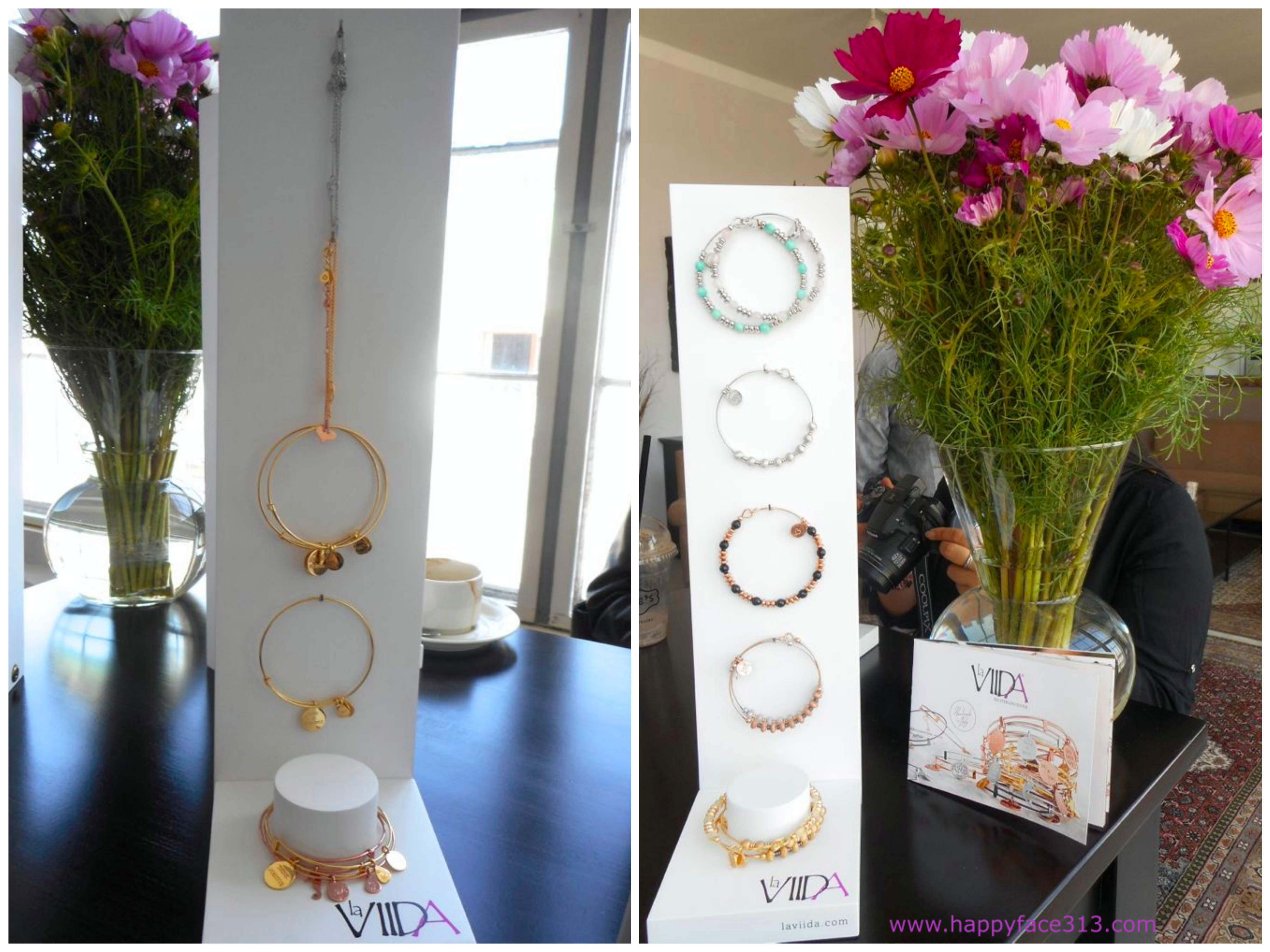 La Viida Simboli & Pallina Bangles and bracelets