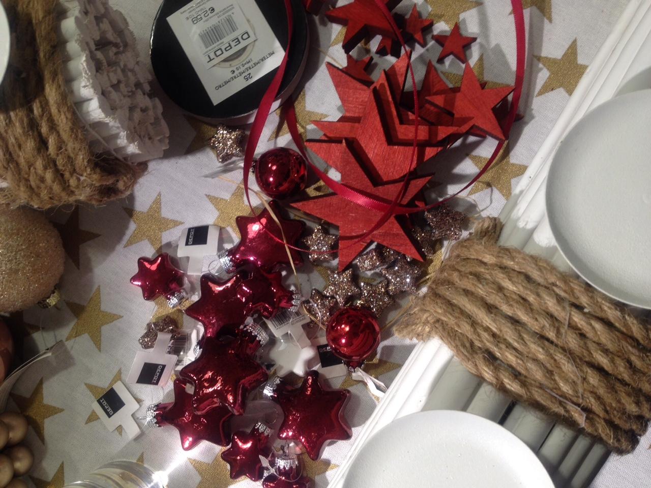 Christmas decorations - DEPOT - Weihnachtsdeko